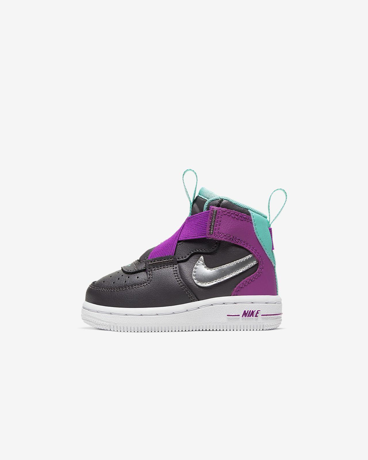 Nike Force 1 Highness BabyToddler Shoe