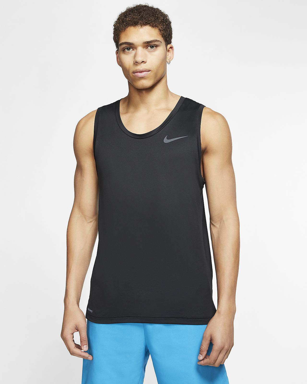 Nike Pro Camiseta de tirantes Hombre
