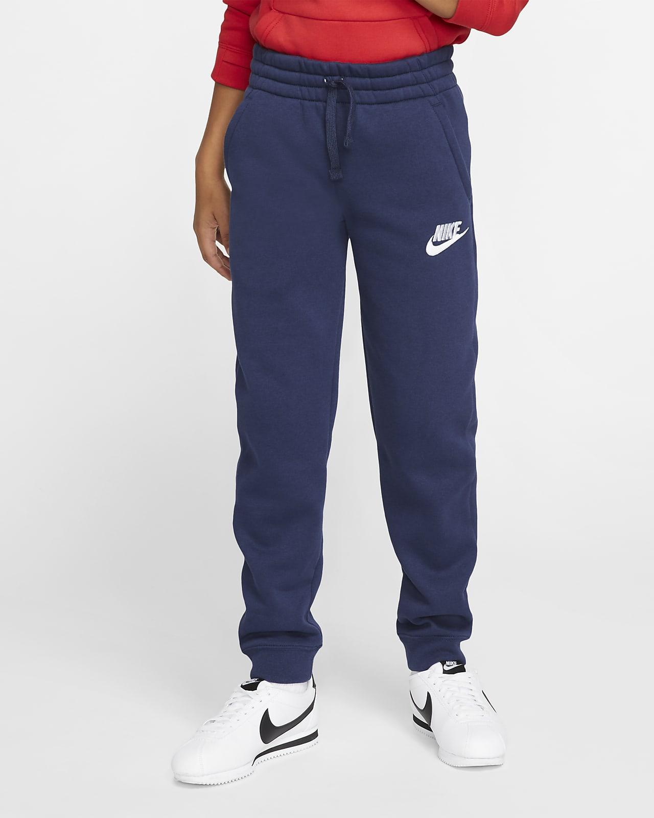 Nike Sportswear Club Fleece-bukser til større børn
