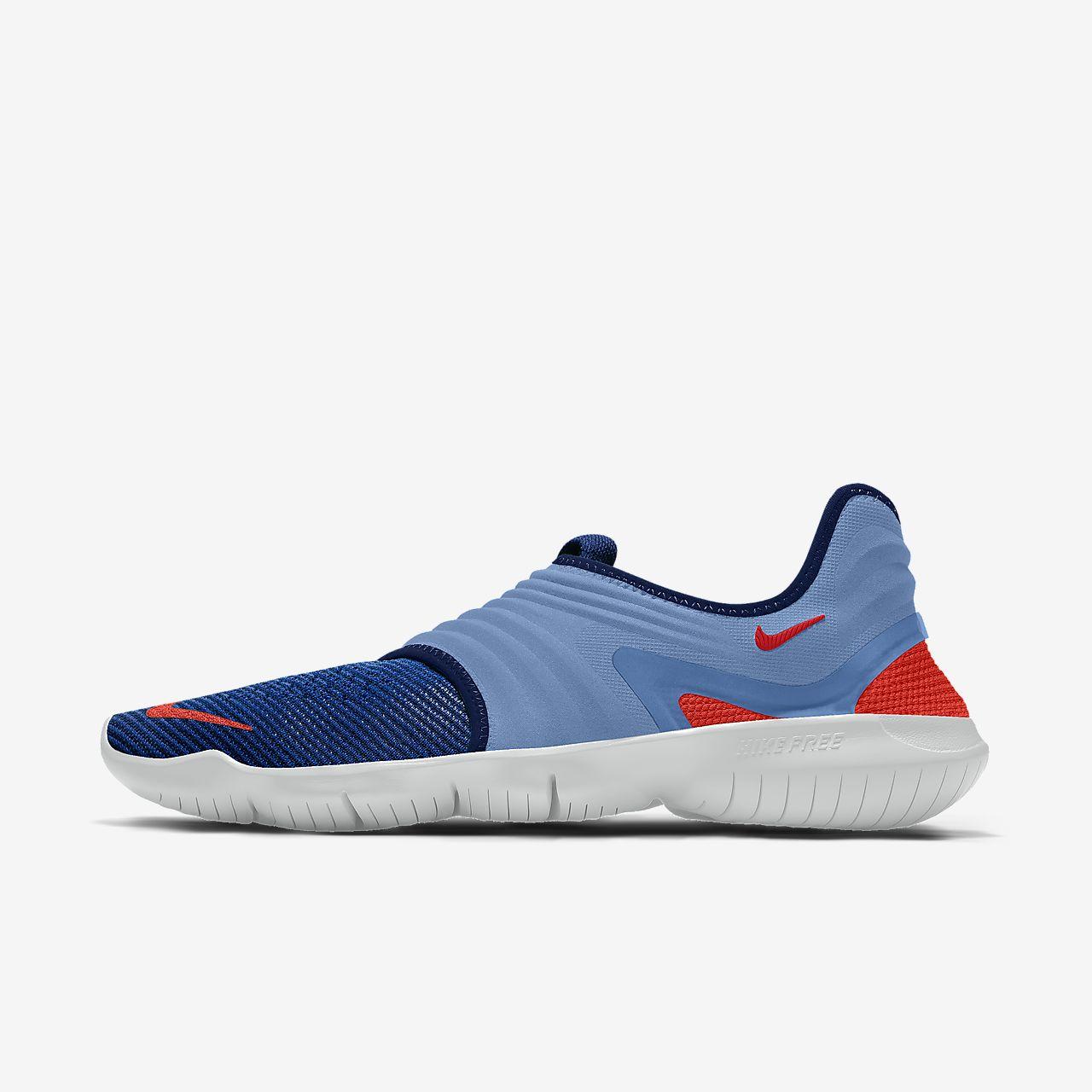 Damskie personalizowane buty do biegania Nike Free RN Flyknit 3.0 By You