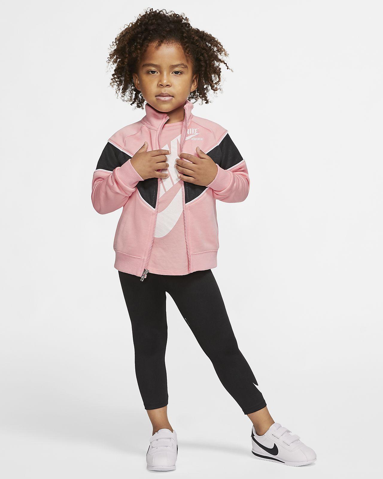 Nike Sportswear Toddler Full Zip Jacket