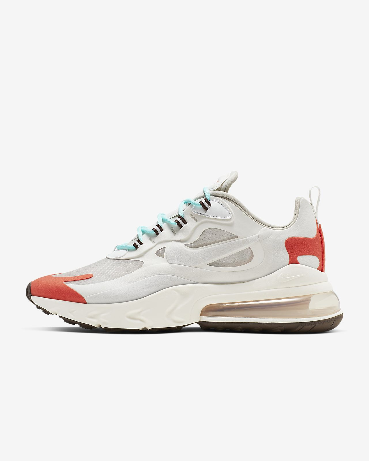 nike air max 270 react wolf grey