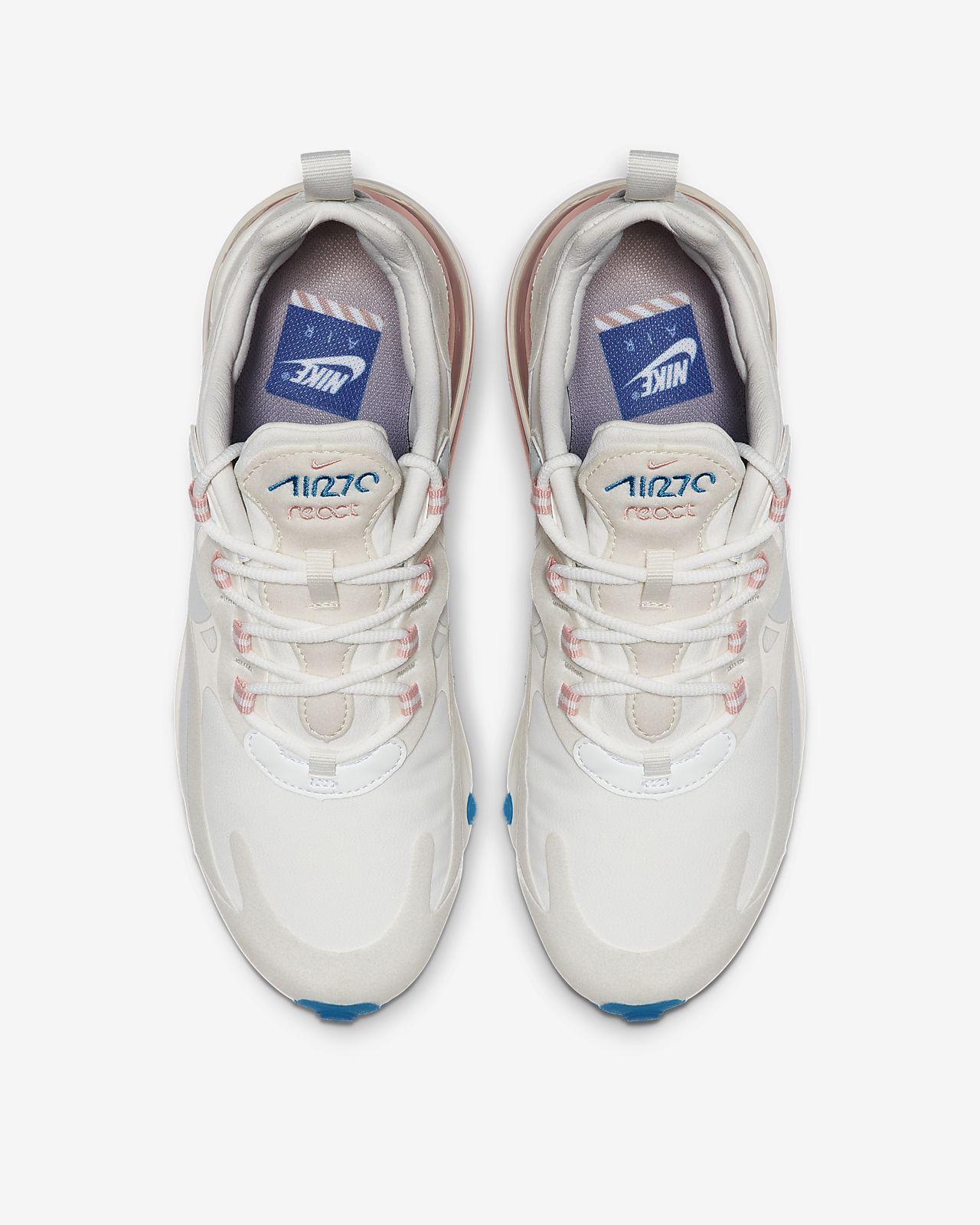 Chaussure Nike Air Max 270 React (American Modern) pour Femme