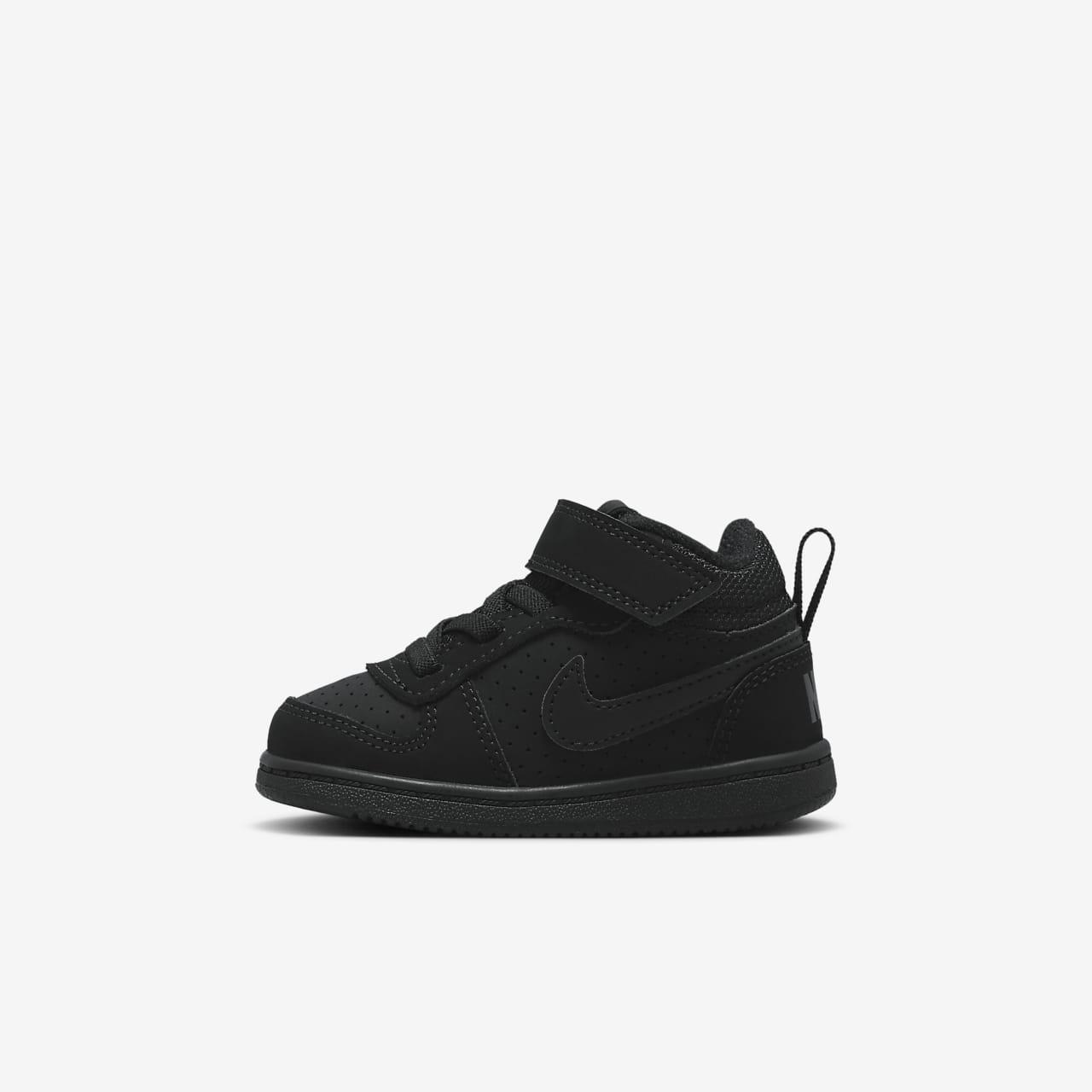 NikeCourt Borough Mid Infant/Toddler Shoe