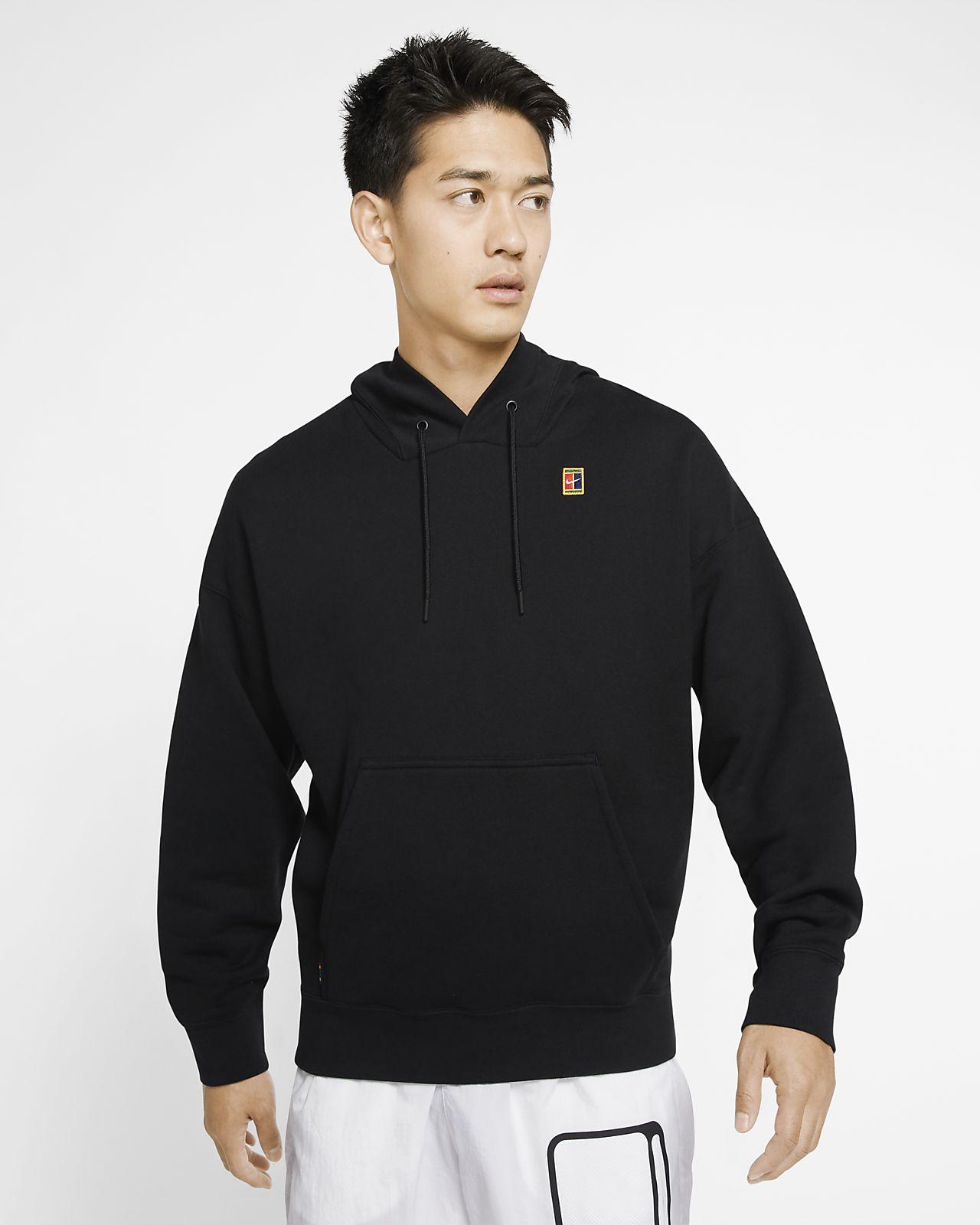 NikeCourt 男子针织网球连帽衫