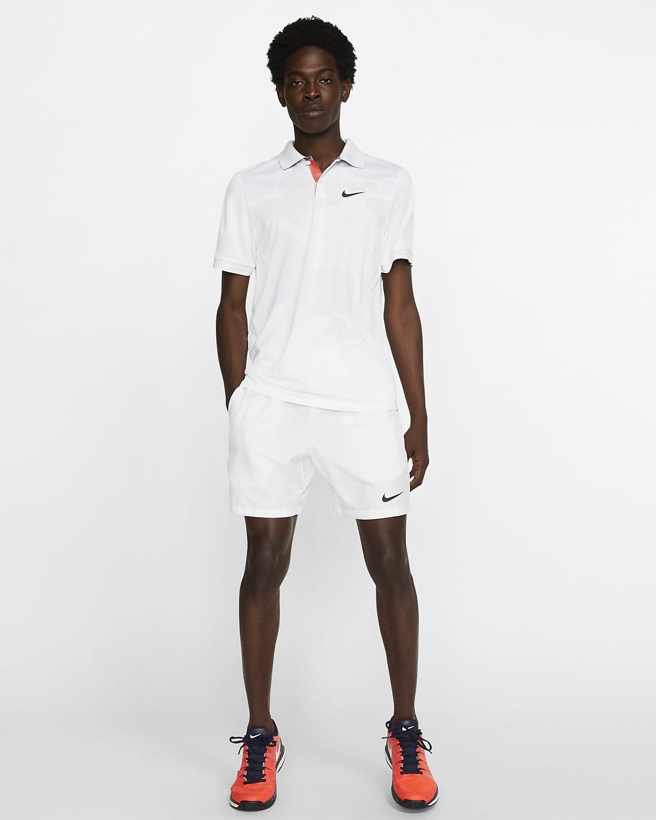 NikeCourt Men's Tennis Polo. FI