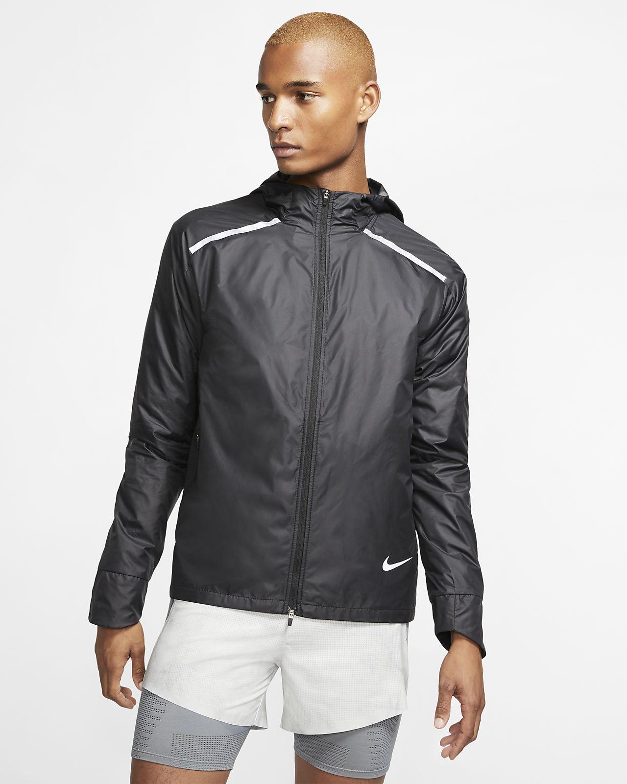 Nike Repel Men's Hooded Running Jacket