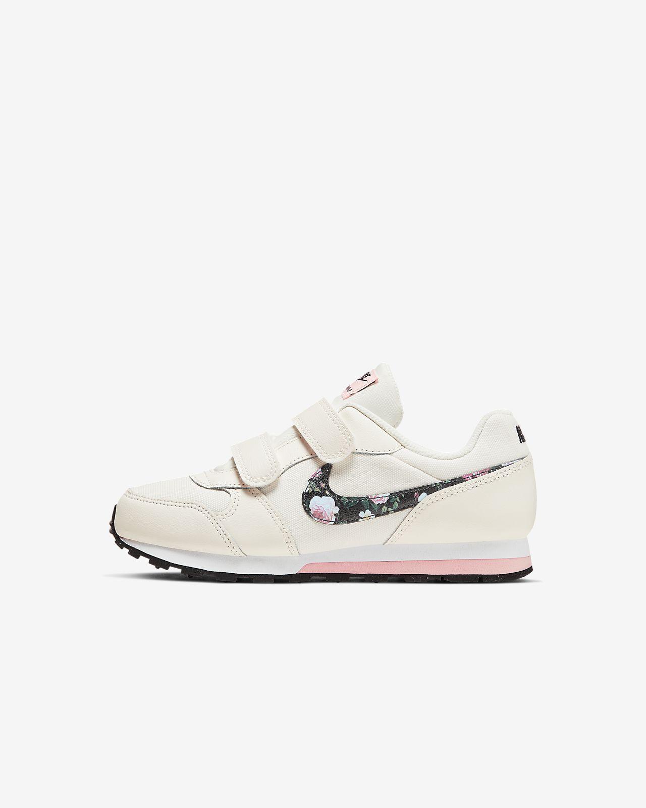Nike MD Runner 2 Vintage Floral Younger Kids' Shoe