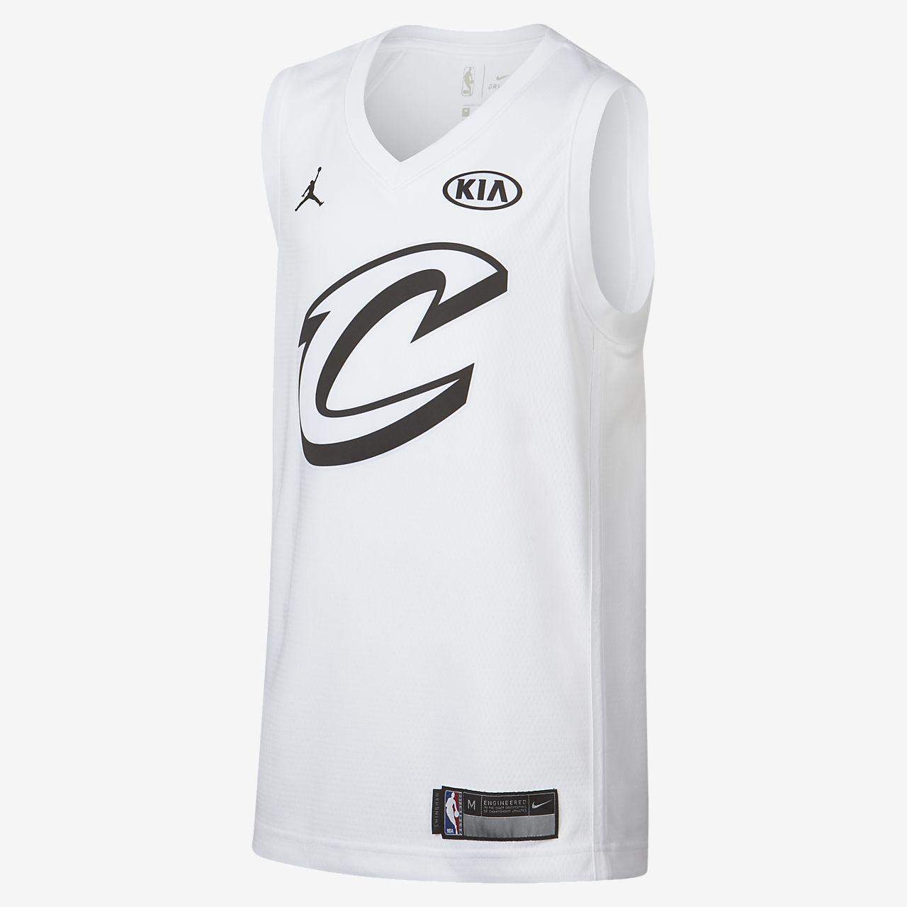 Tröja LeBron James All-Star Edition Swingman Jersey Jordan NBA Connected för ungdom