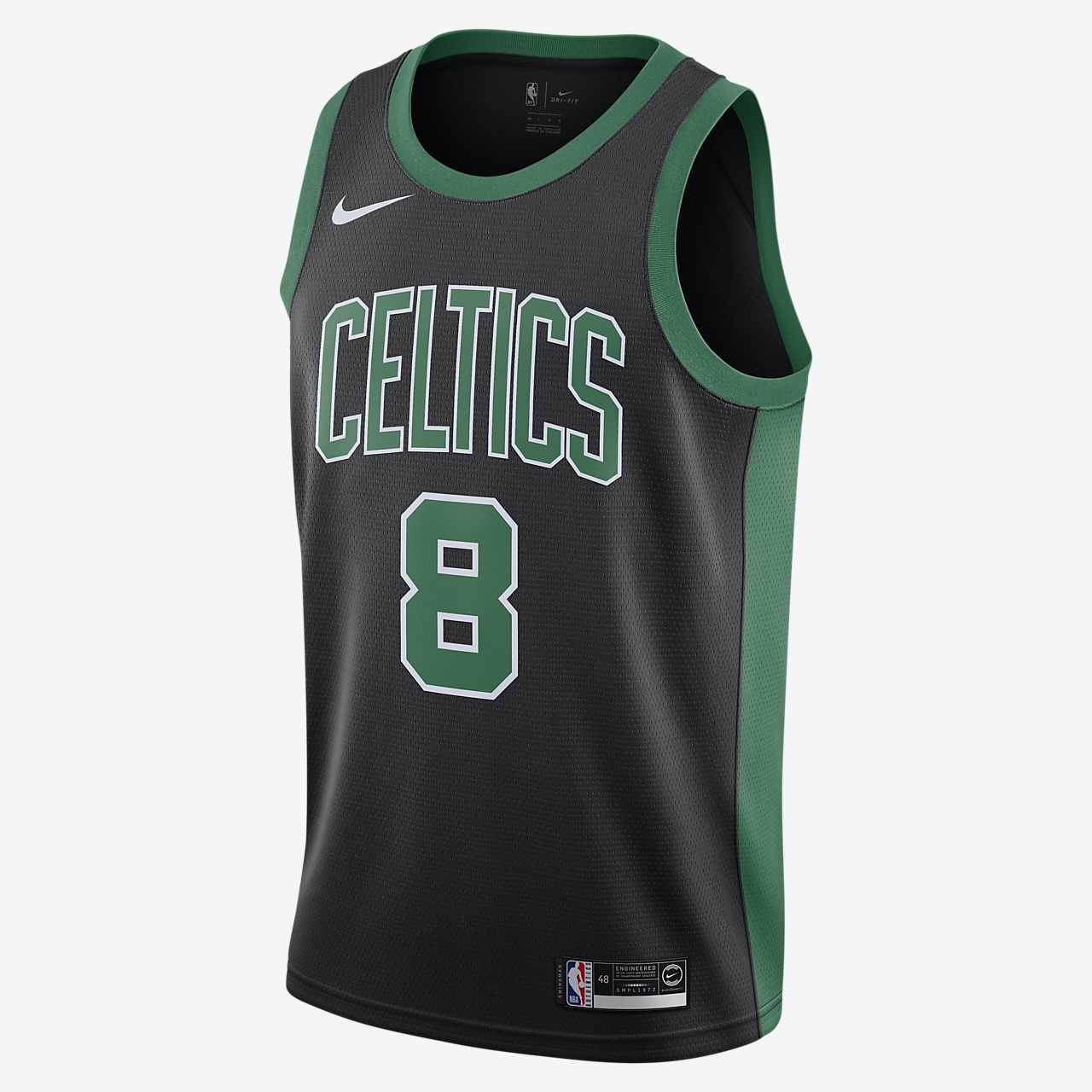 Kemba Walker Celtics Statement Edition Nike NBA Swingman Trikot
