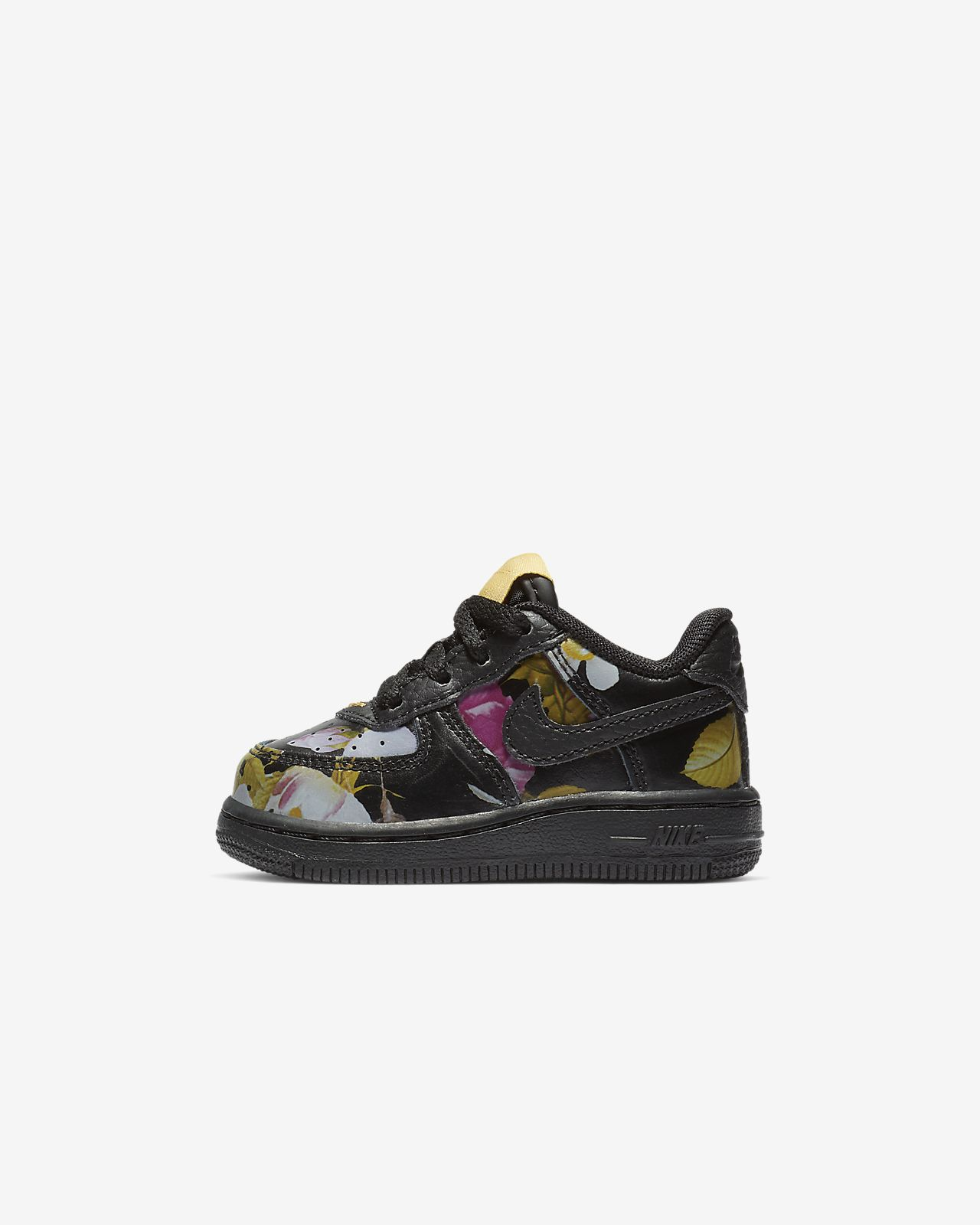 Nike Force 1 LXX Baby/Toddler Floral Shoe