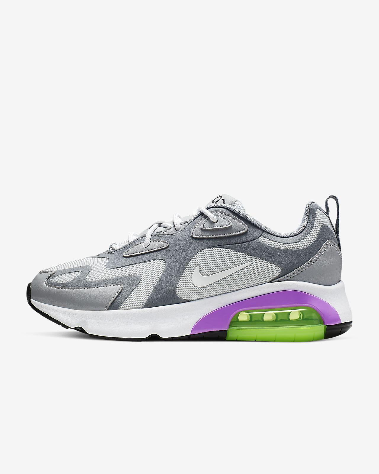 Женские кроссовки Nike Air Max 200