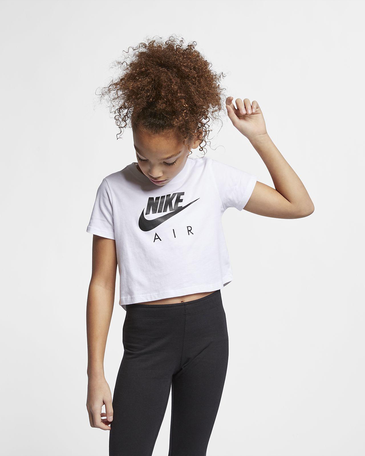 Nike Air Camiseta corta - Niña
