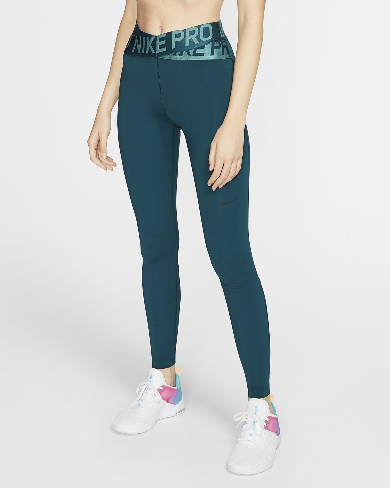 Женские тайтсы Nike Pro Intertwist