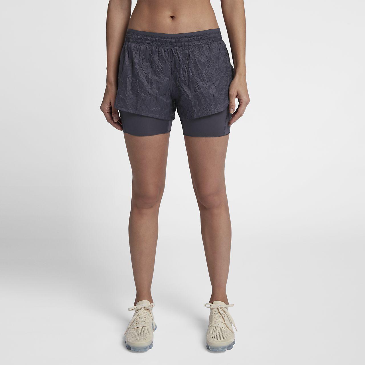 Nike Run Division Women's 2-in-1 Running Shorts