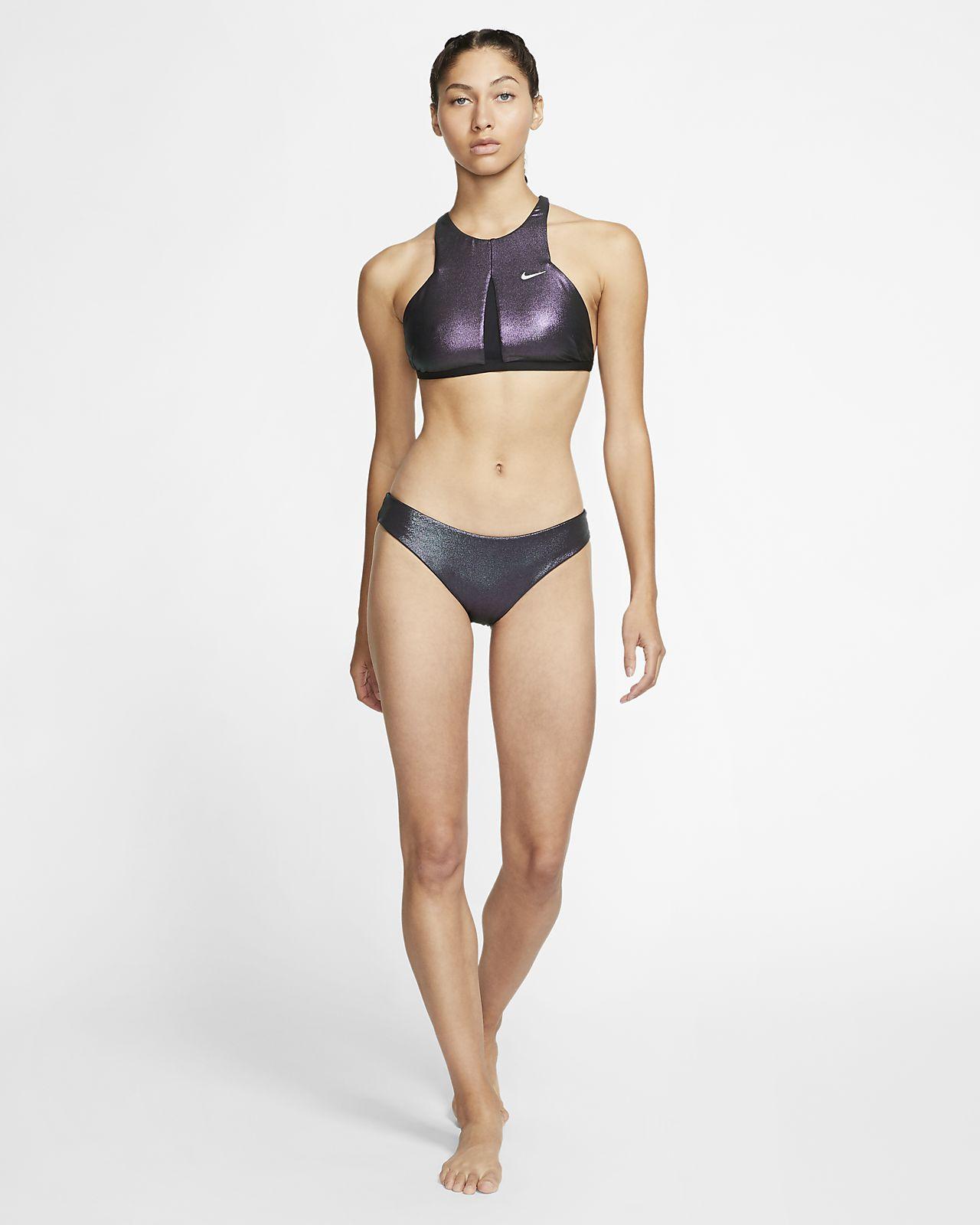 Nike Onyx Flash Women's Reversible Swim Bikini Bottoms