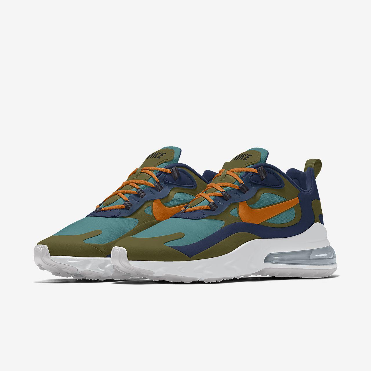 Nike Air Max 270 React By You Custom