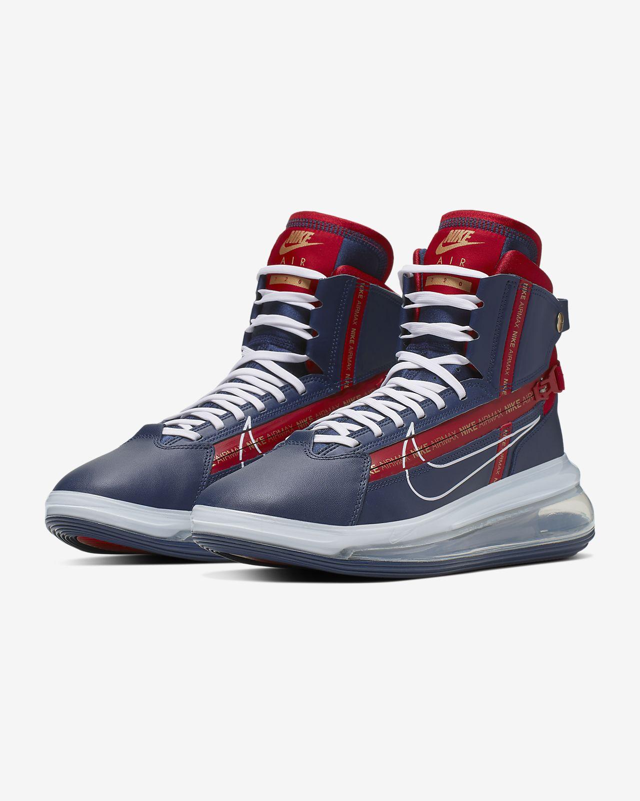 men's nike air max 720 satrn all-star basketball shoes