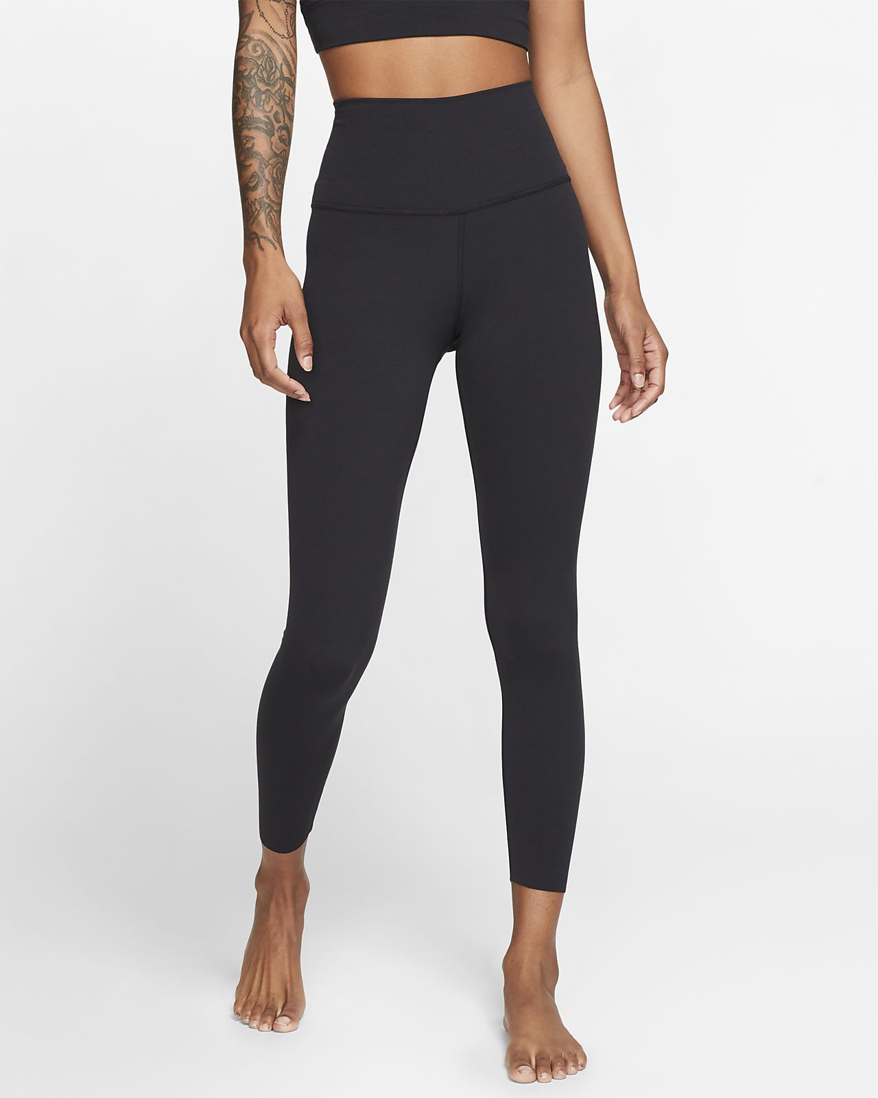 Leggings Nike Yoga Luxe Infinalon i 7/8-längd för kvinnor