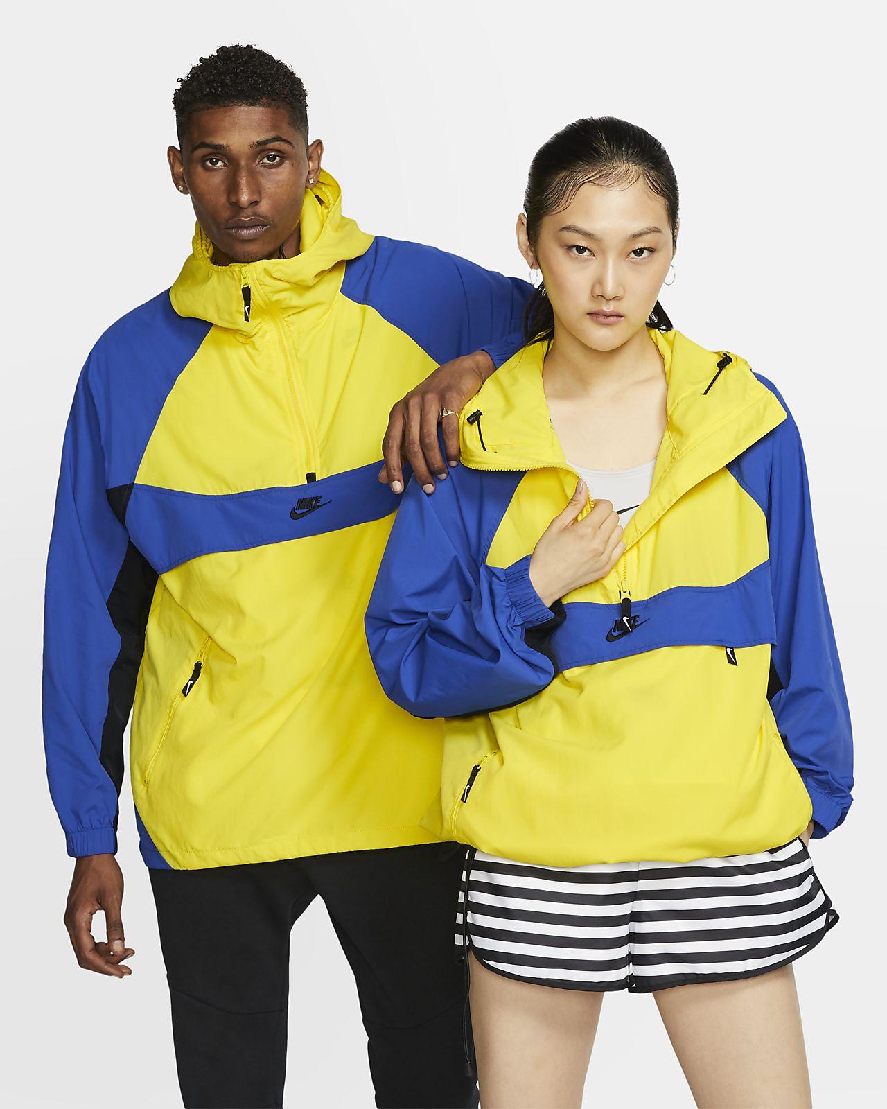 Nike Sportswear vevd hettejakke