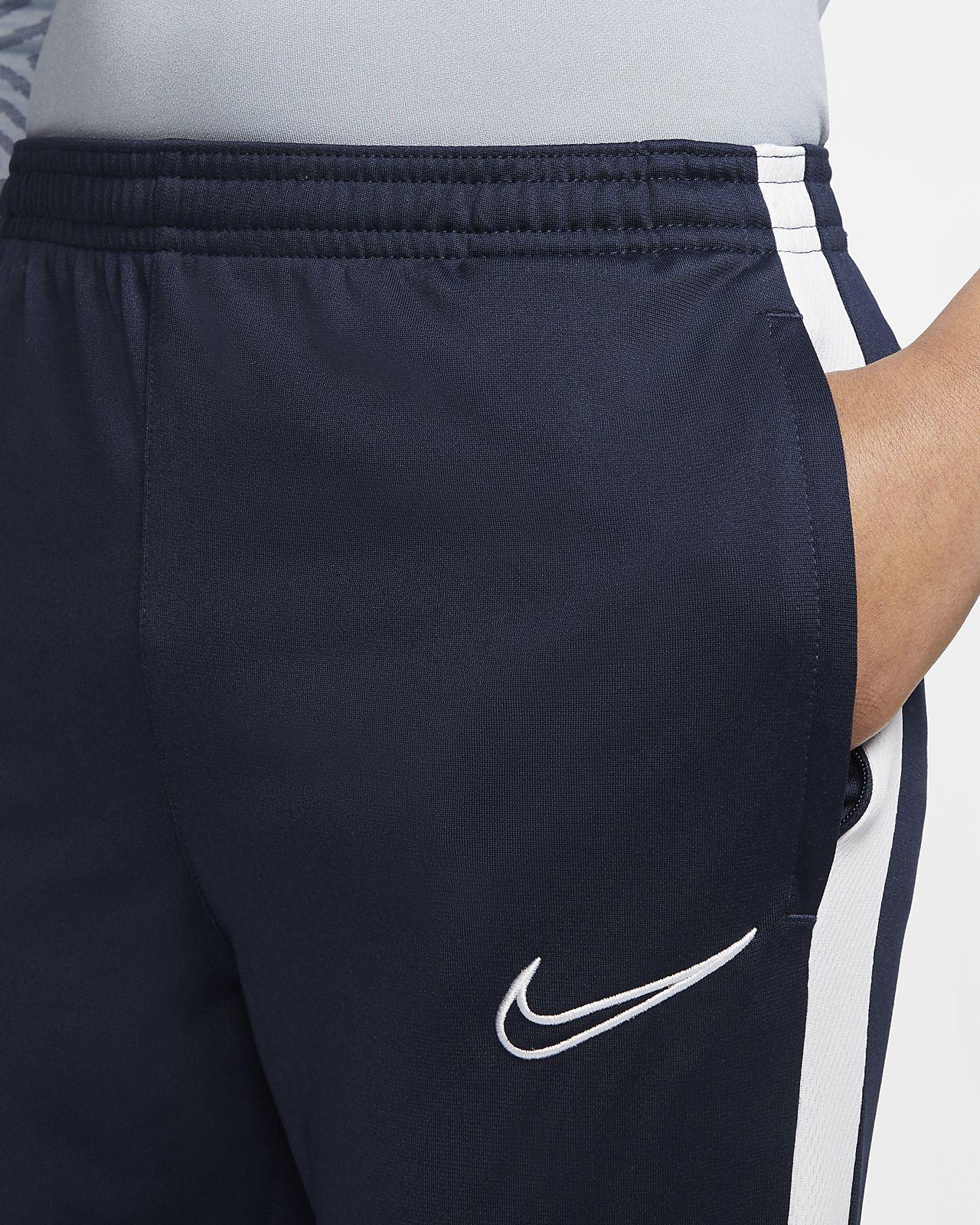 Nike Calças Dri FIT Academy Rapaz AO0745.451 S (128 137