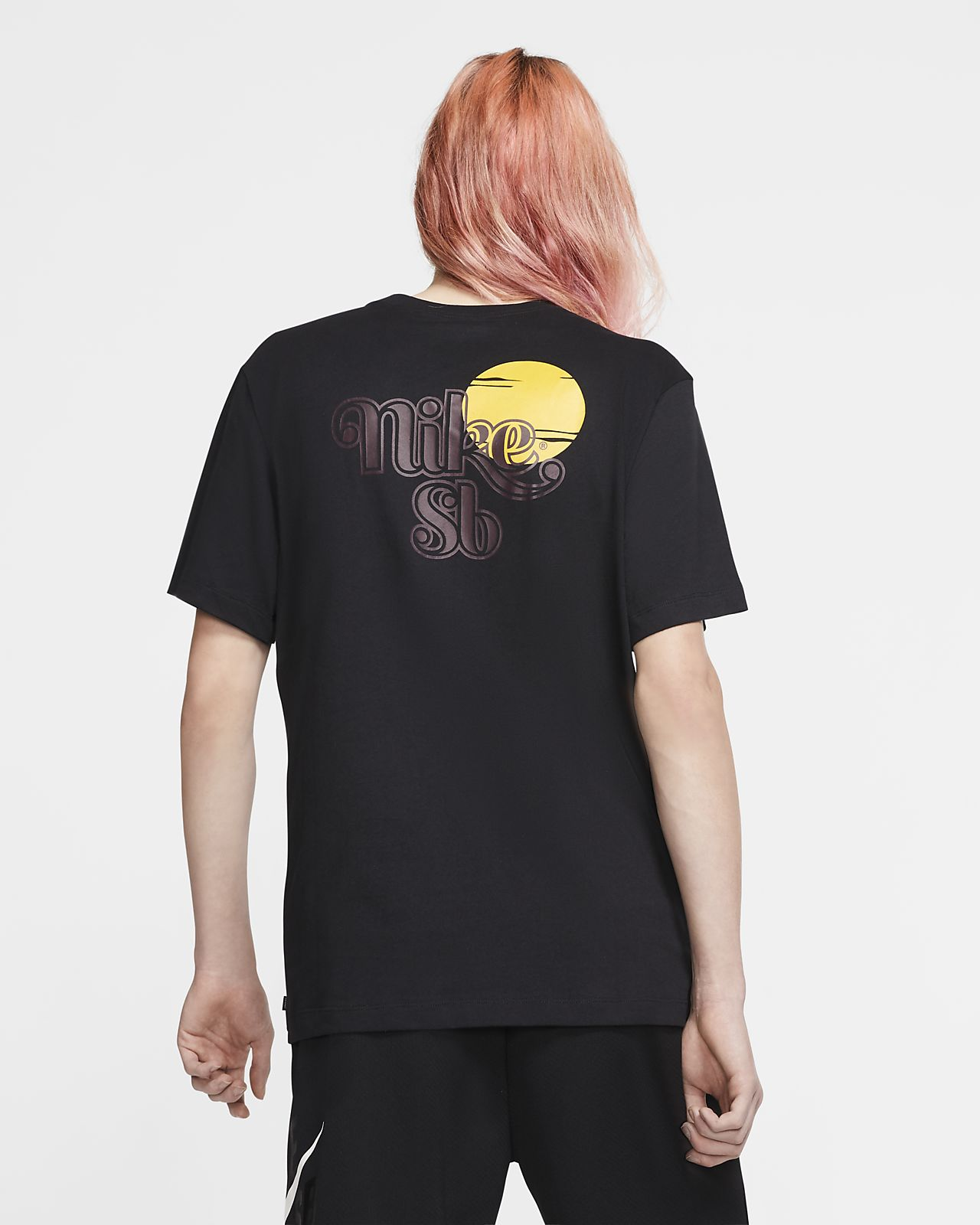 t shirt homme nike