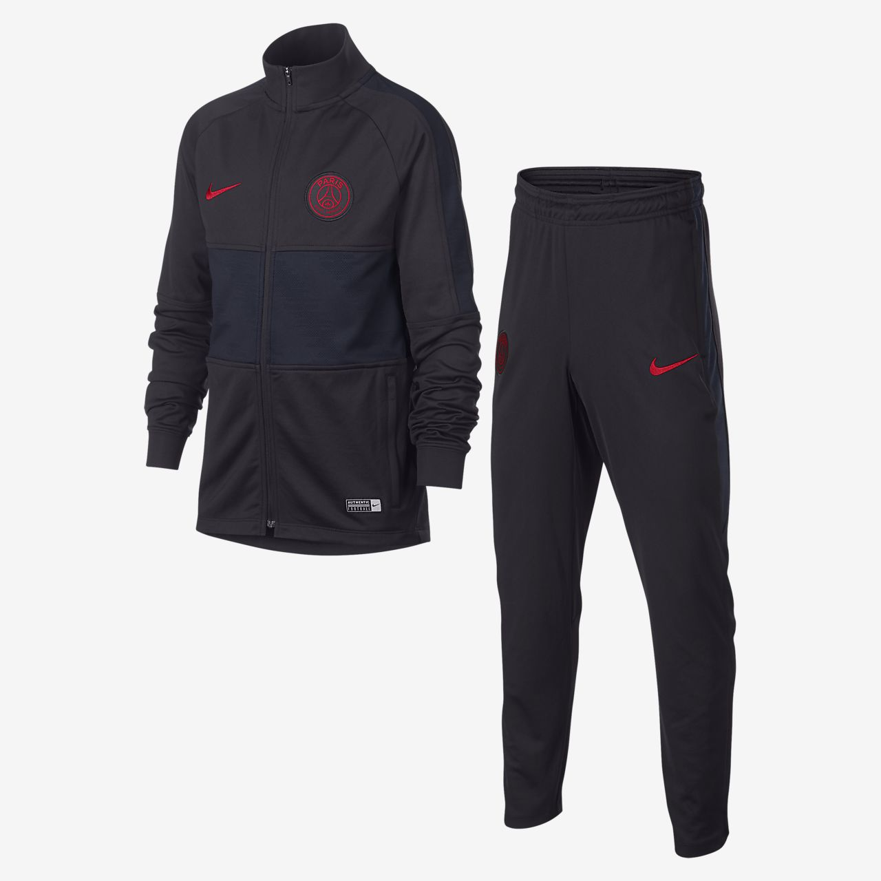 Nike Dri FIT Paris Saint Germain Strike Voetbaltrainingspak voor kids