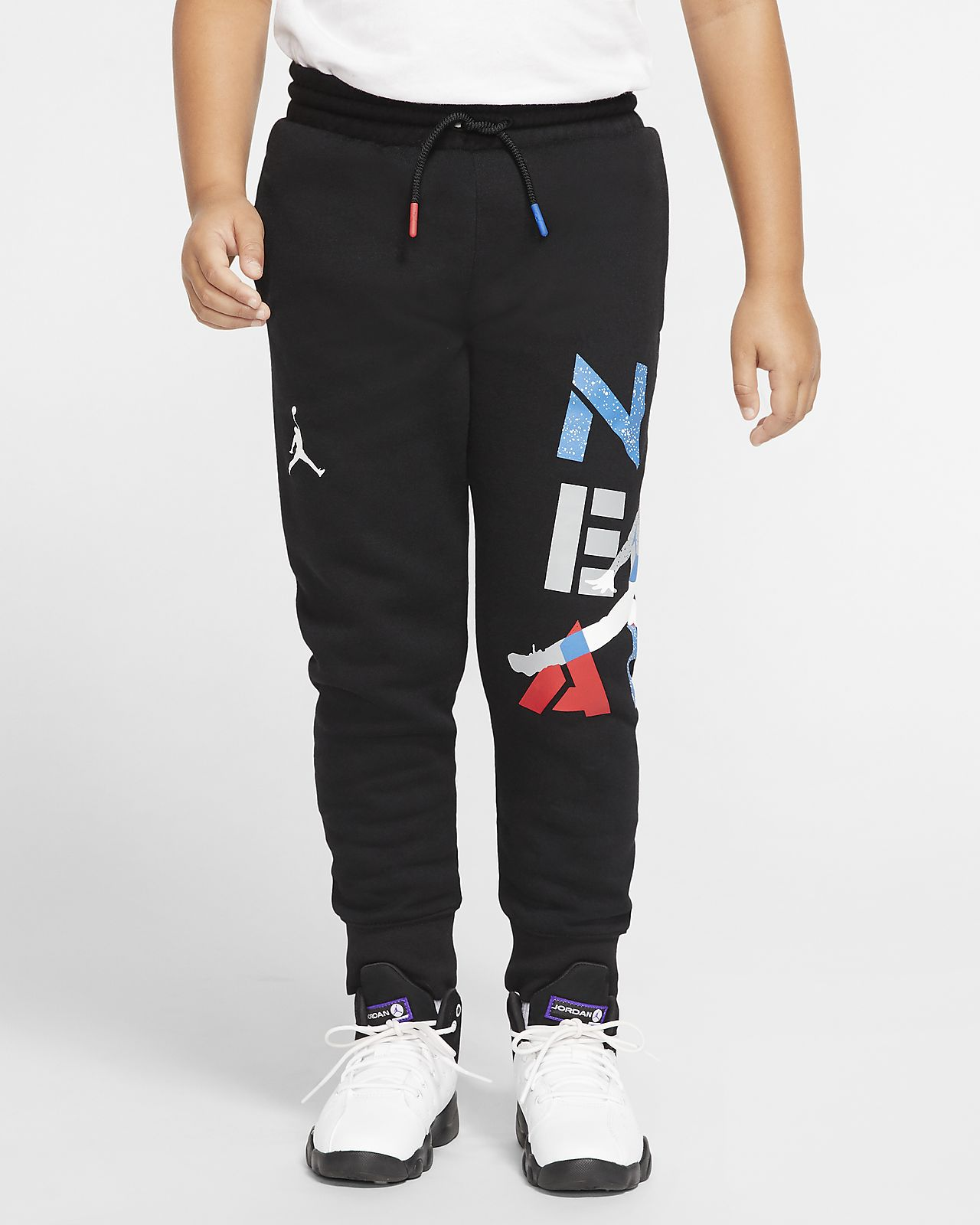 Air Jordan Cuffed 幼童长裤