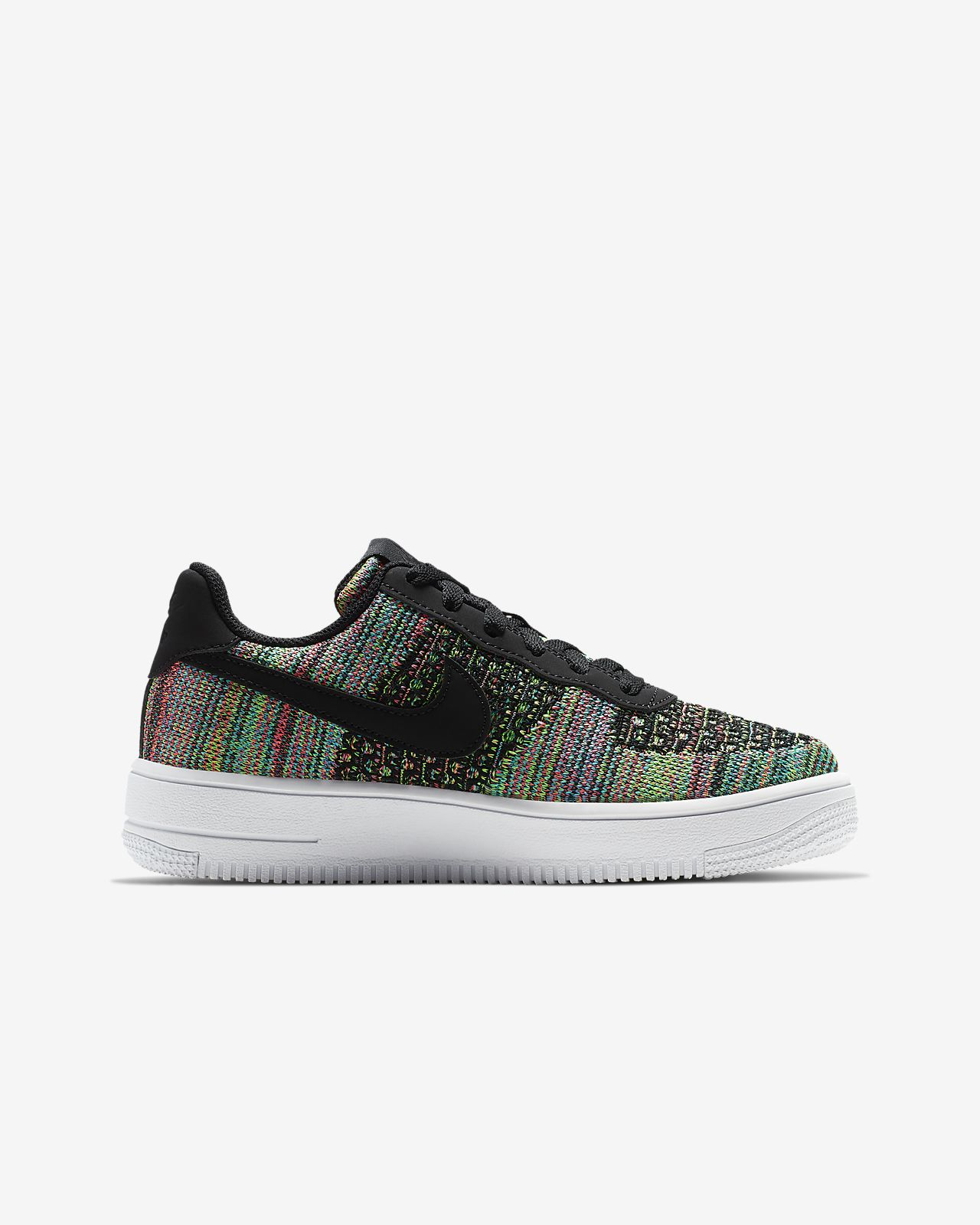 nike air force flyknit uomo