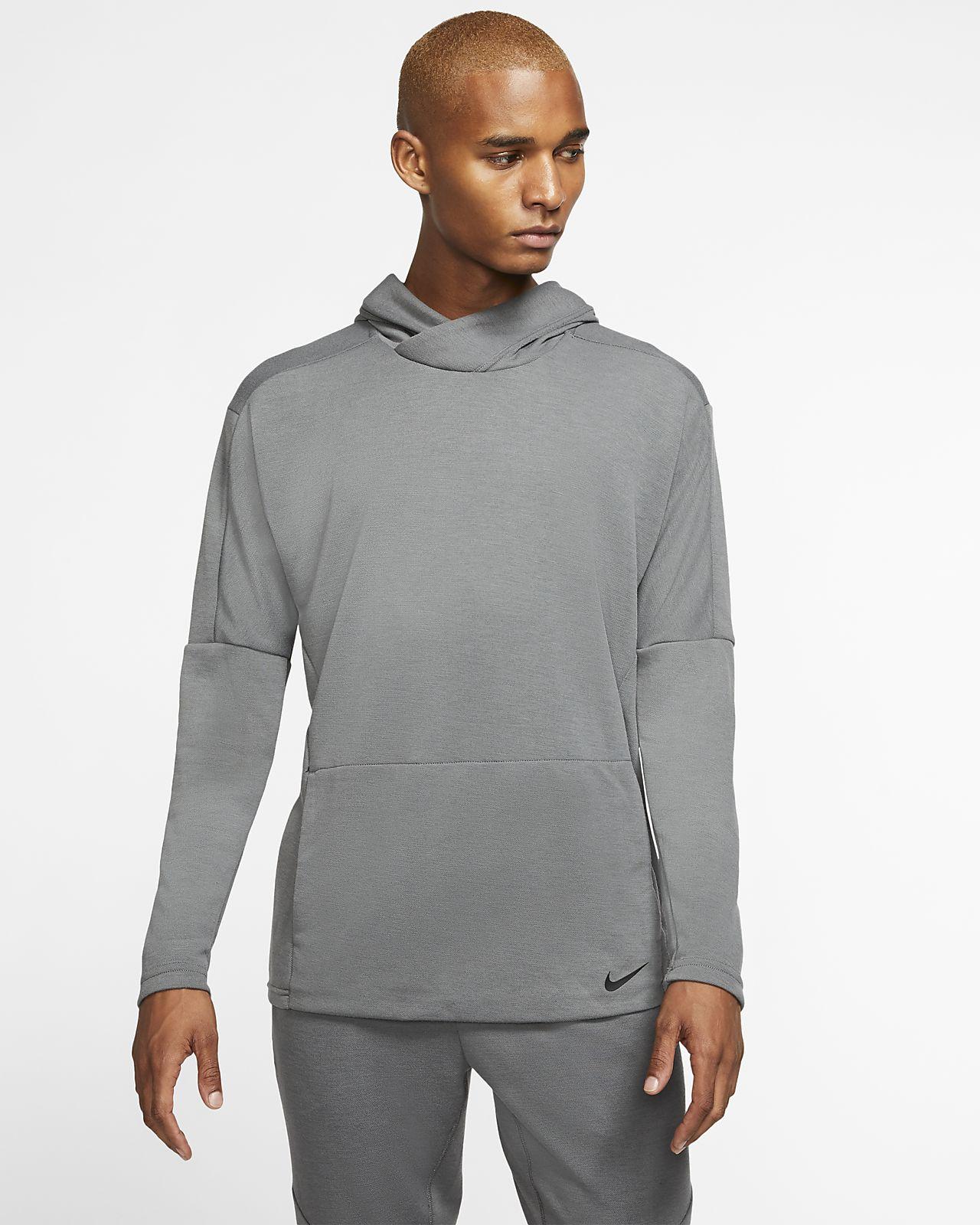 Felpa pullover con cappuccio Nike Yoga Dri-FIT - Uomo