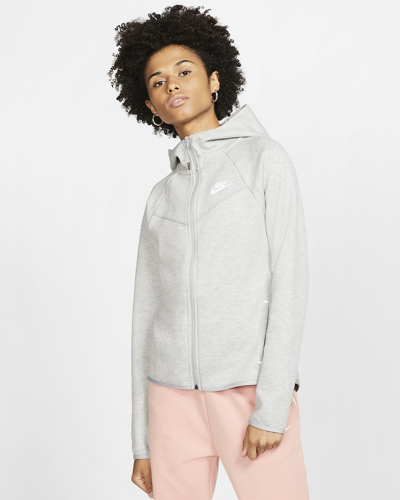Nike Sportswear Windrunner Tech Fleece Women's Full-Zip Hoodie