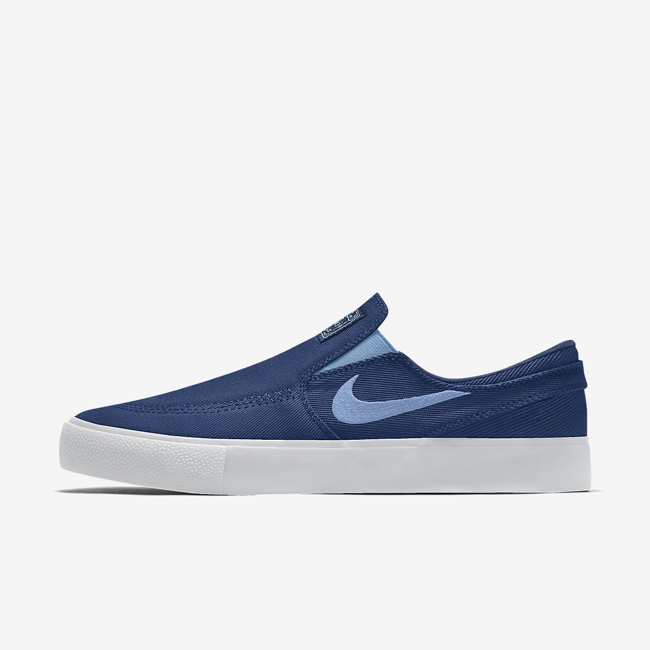 Nike SB Zoom Stefan Janoski Slip RM By You Custom Skate Shoe