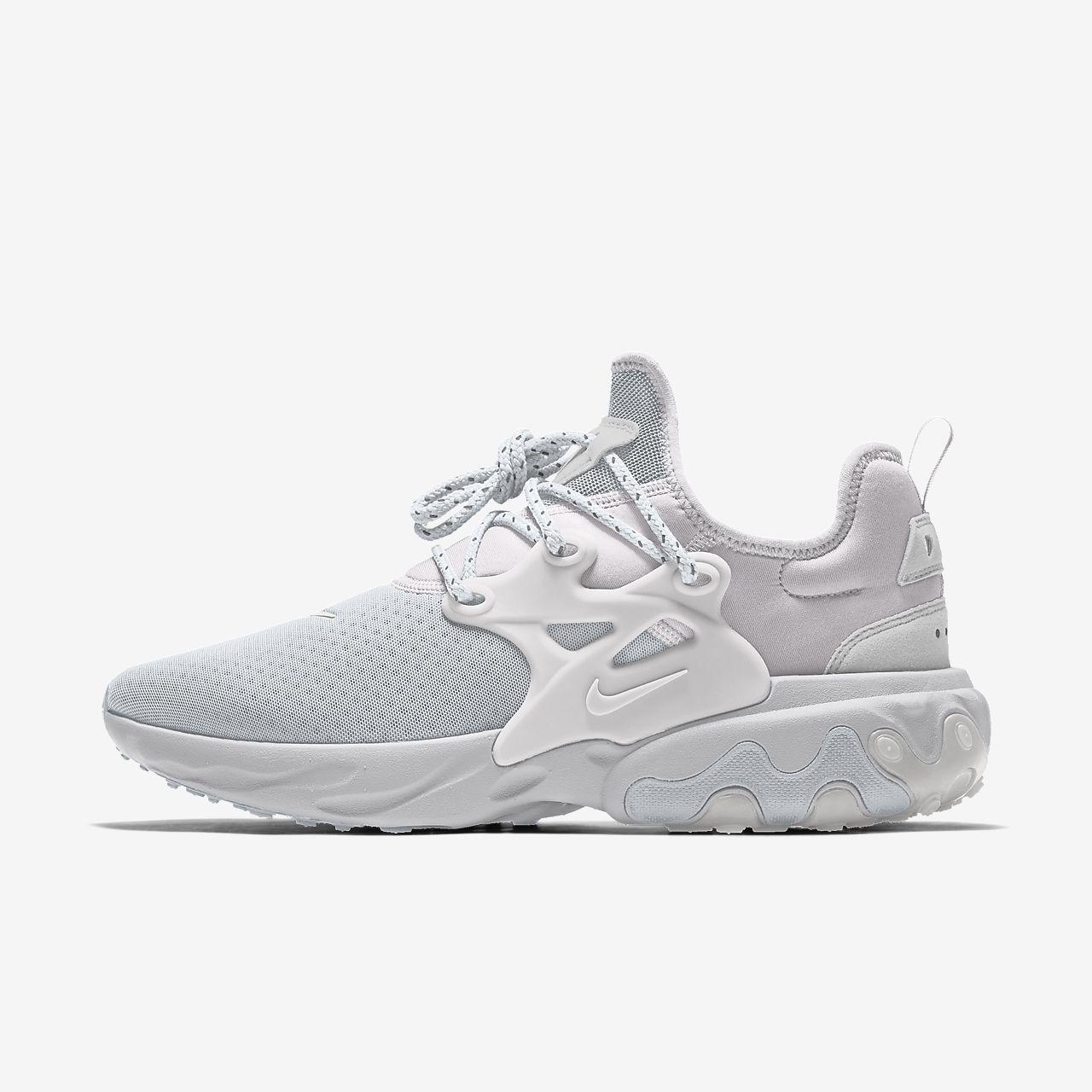 Custom Nike React Presto By You-sko til mænd