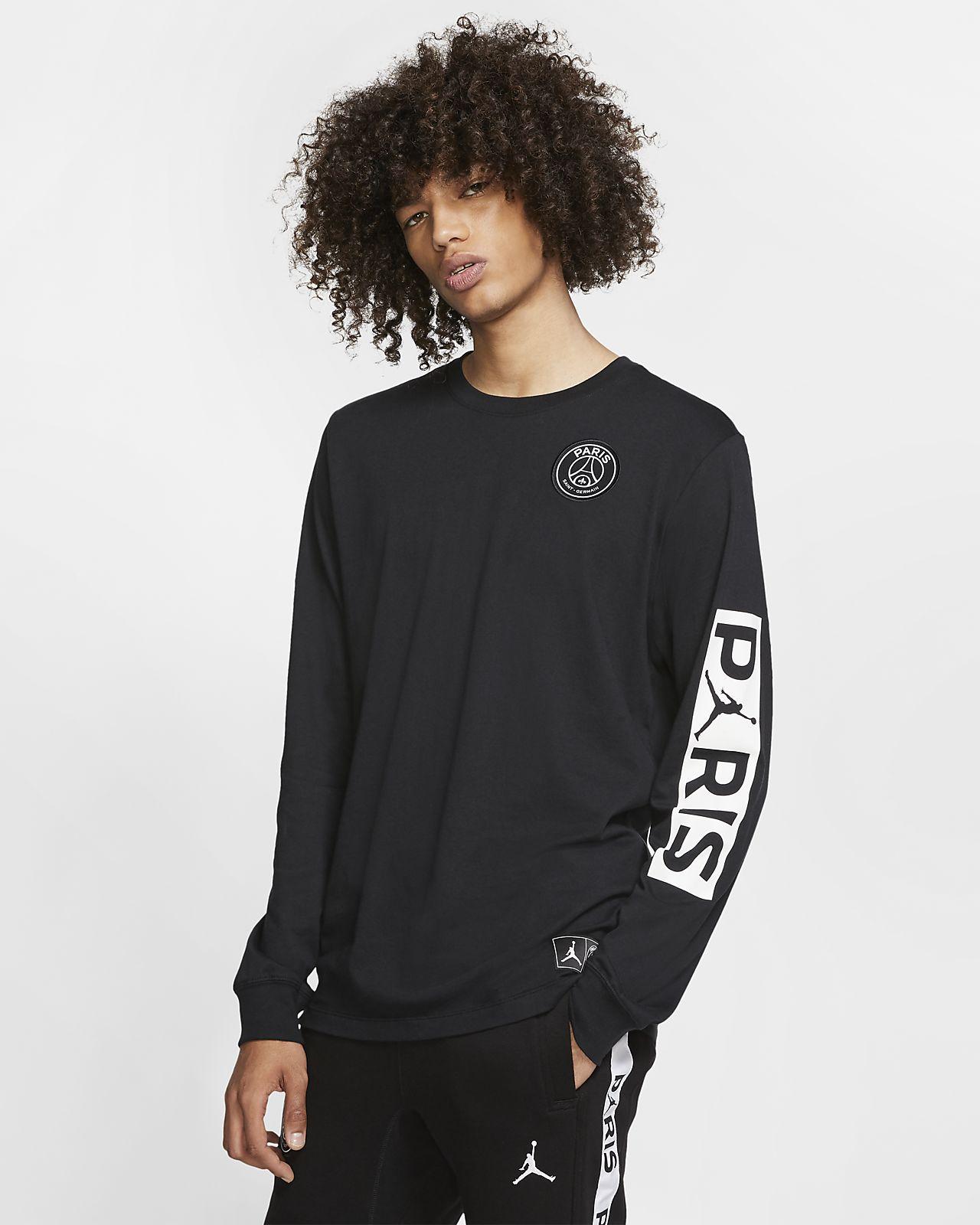 Paris Saint-Germain Long-Sleeve T-Shirt