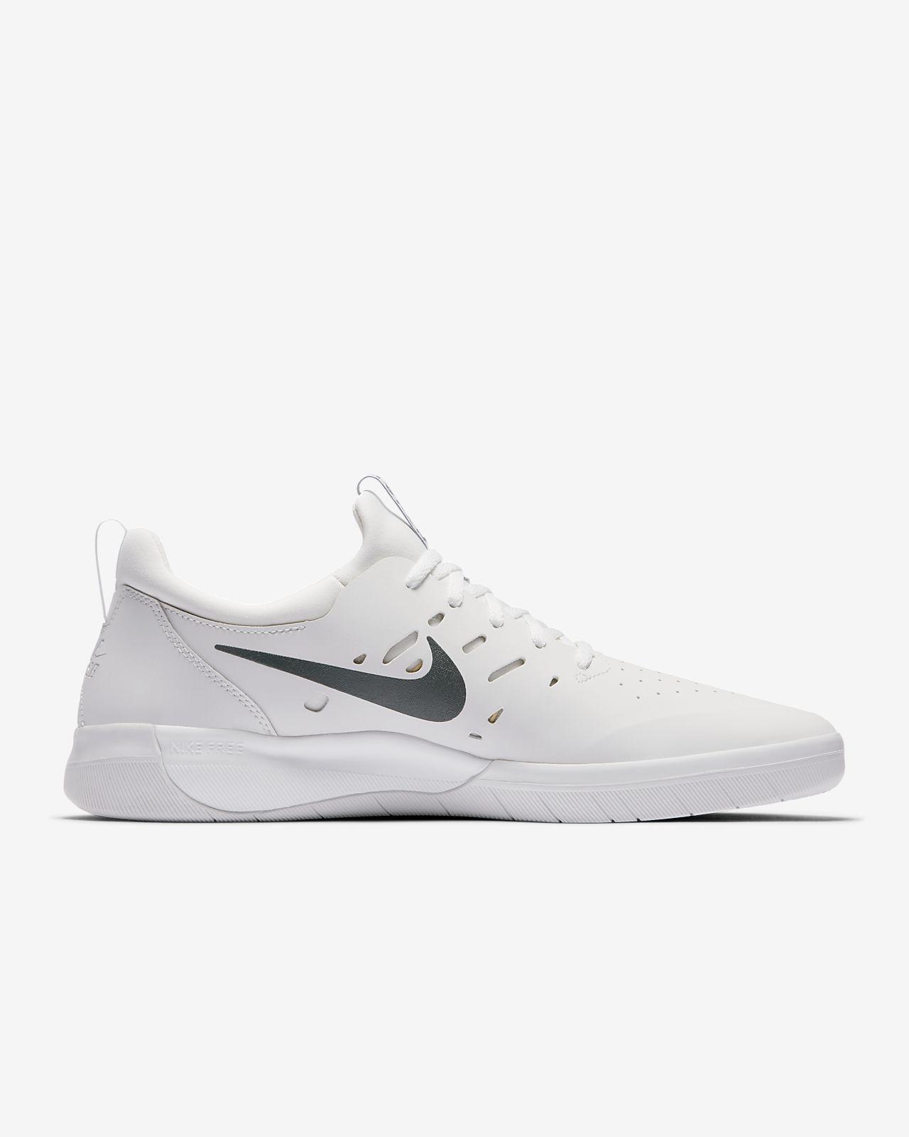 Nike SB Nyjah Free Skate Shoe. Nike DK