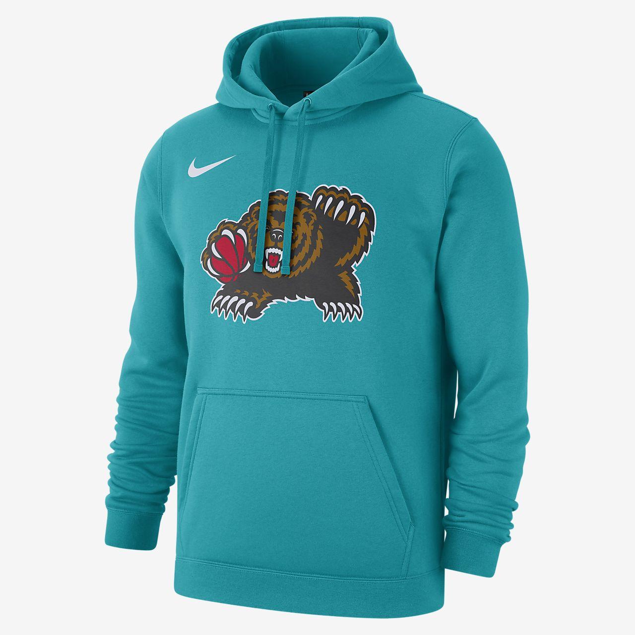 孟菲斯灰熊队 Classic Edition Nike NBA 男子连帽衫