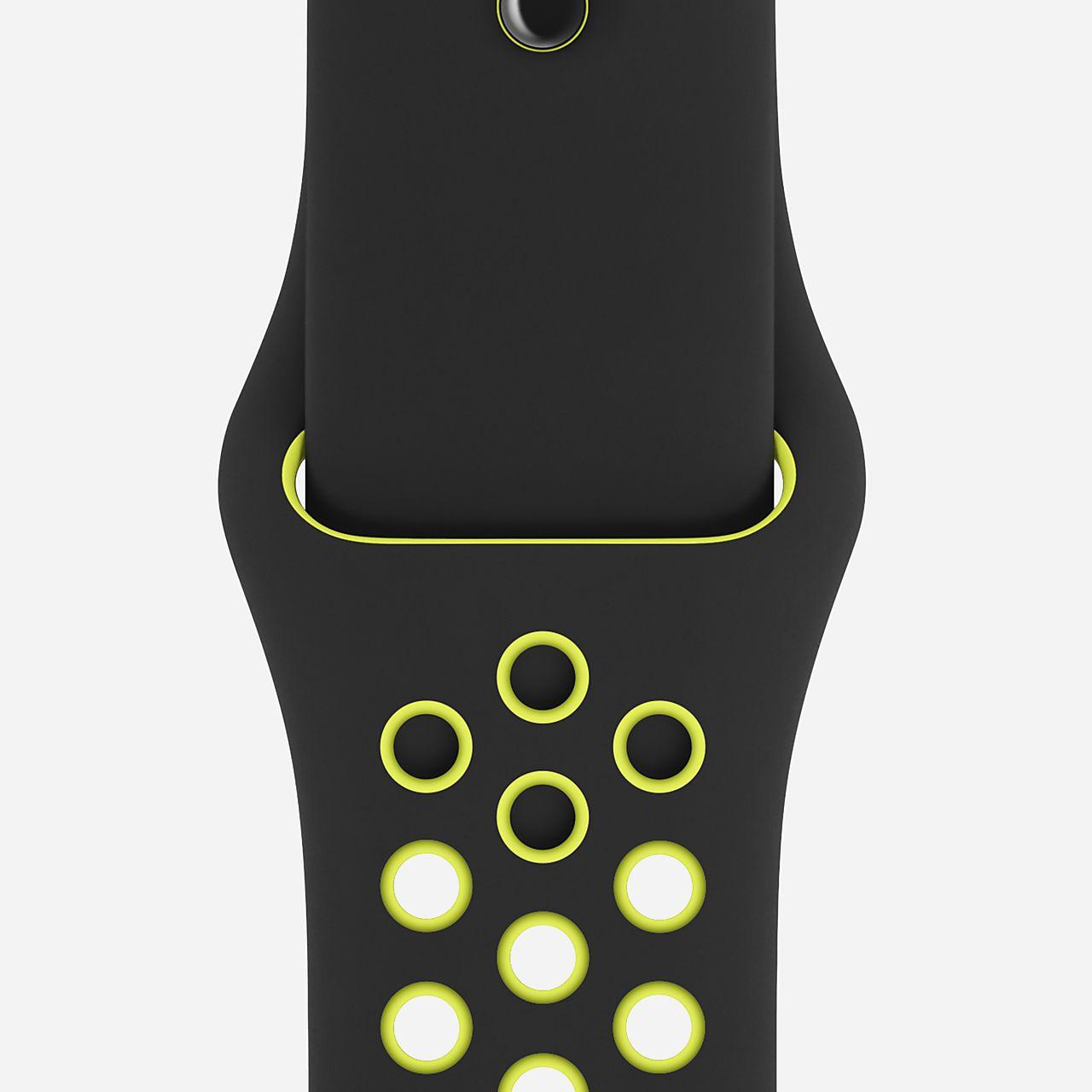 Apple Watch Nike+ 44 毫米回环式运动表带