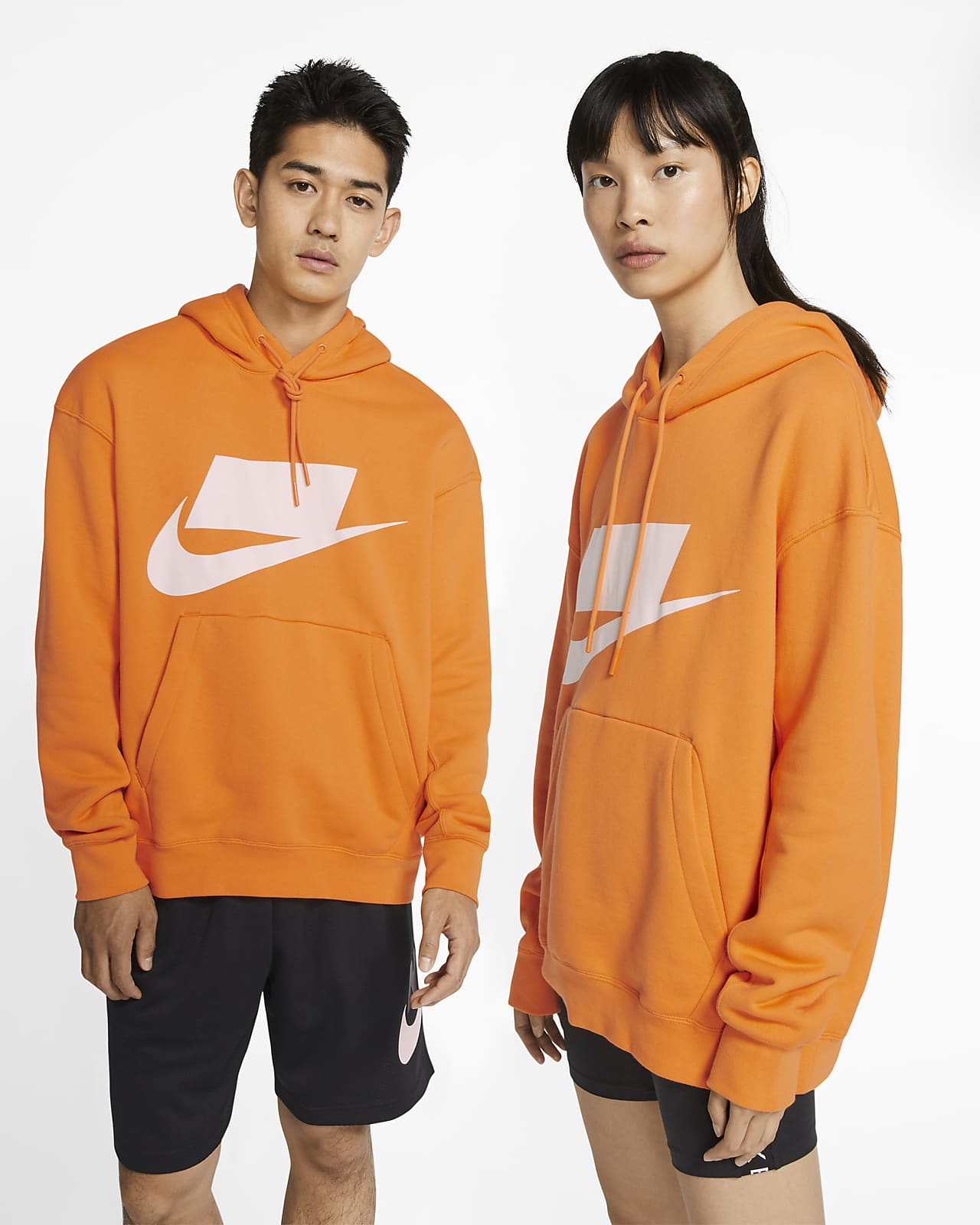 Nike Sportswear Nike Sport Pack Men's French Terry Pullover Hoodie