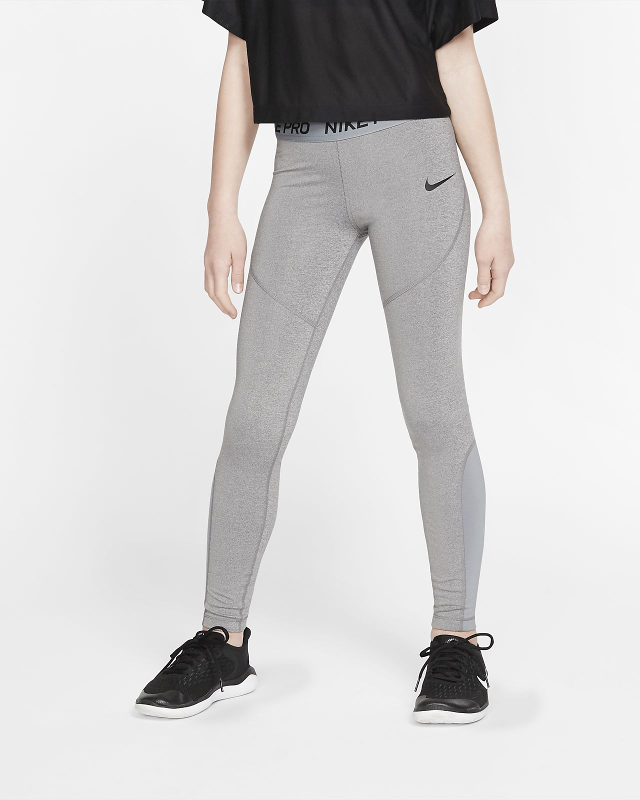 Nike Pro Older Kids' (Girls') Tights