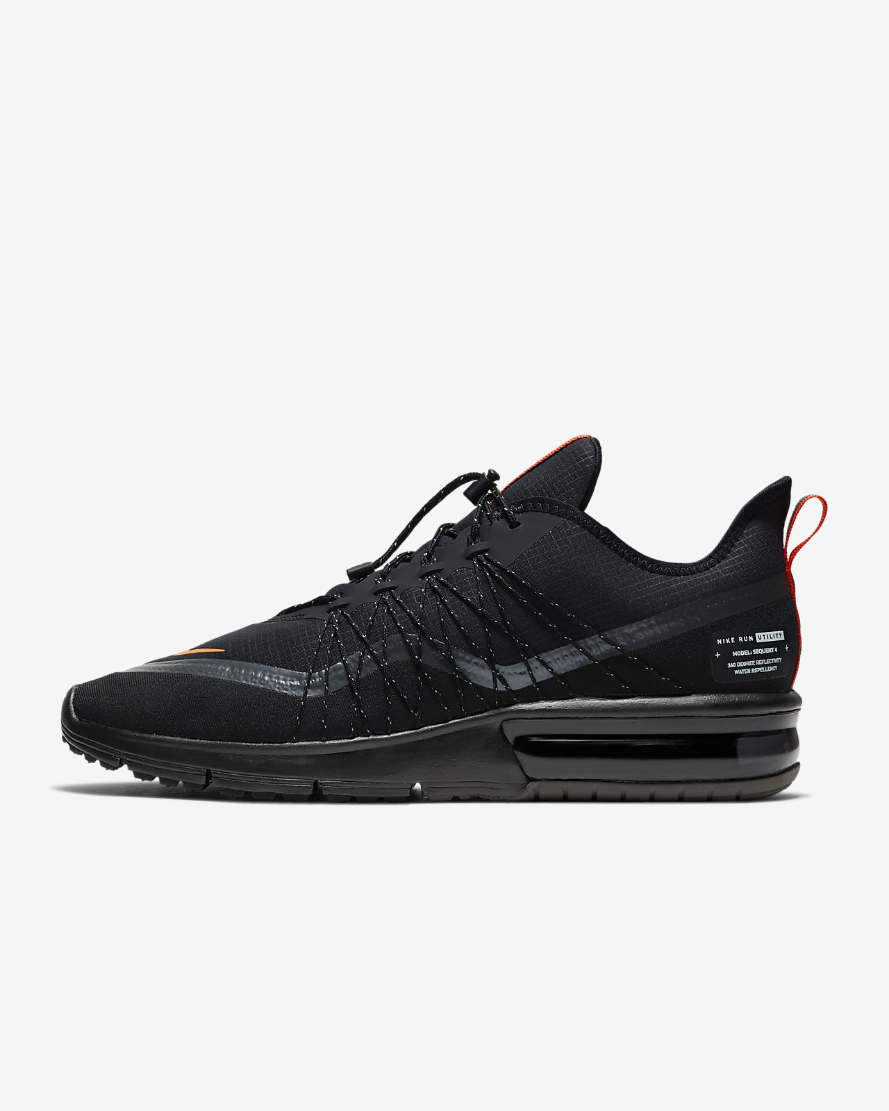 Nike Air Max Sequent 4 Shield Herenschoen