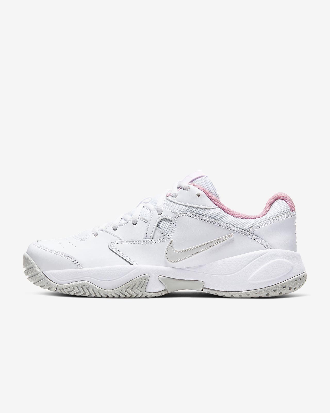 Nike Męskie buty do tenisa na twarde korty NikeCourt Lite 2 Czerń