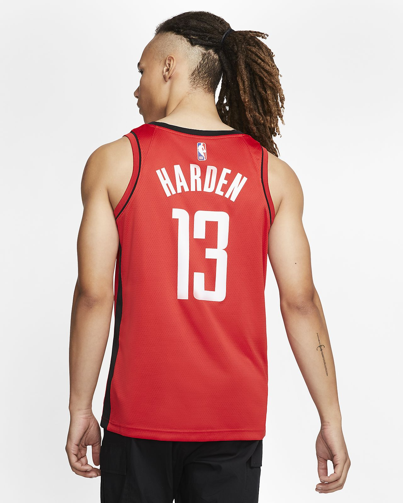 James Harden Icon Edition Swingman (Houston Rockets). Camisetas NBA y más.
