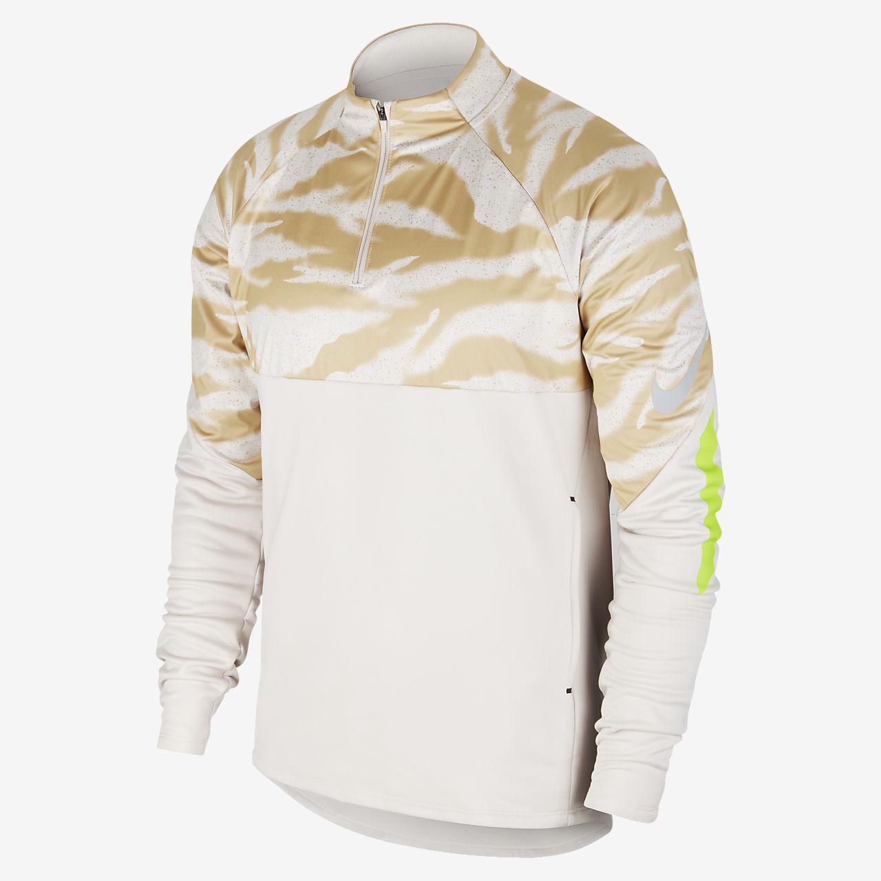 Nike Therma Shield Strike Camiseta de fútbol de entrenamiento - Hombre