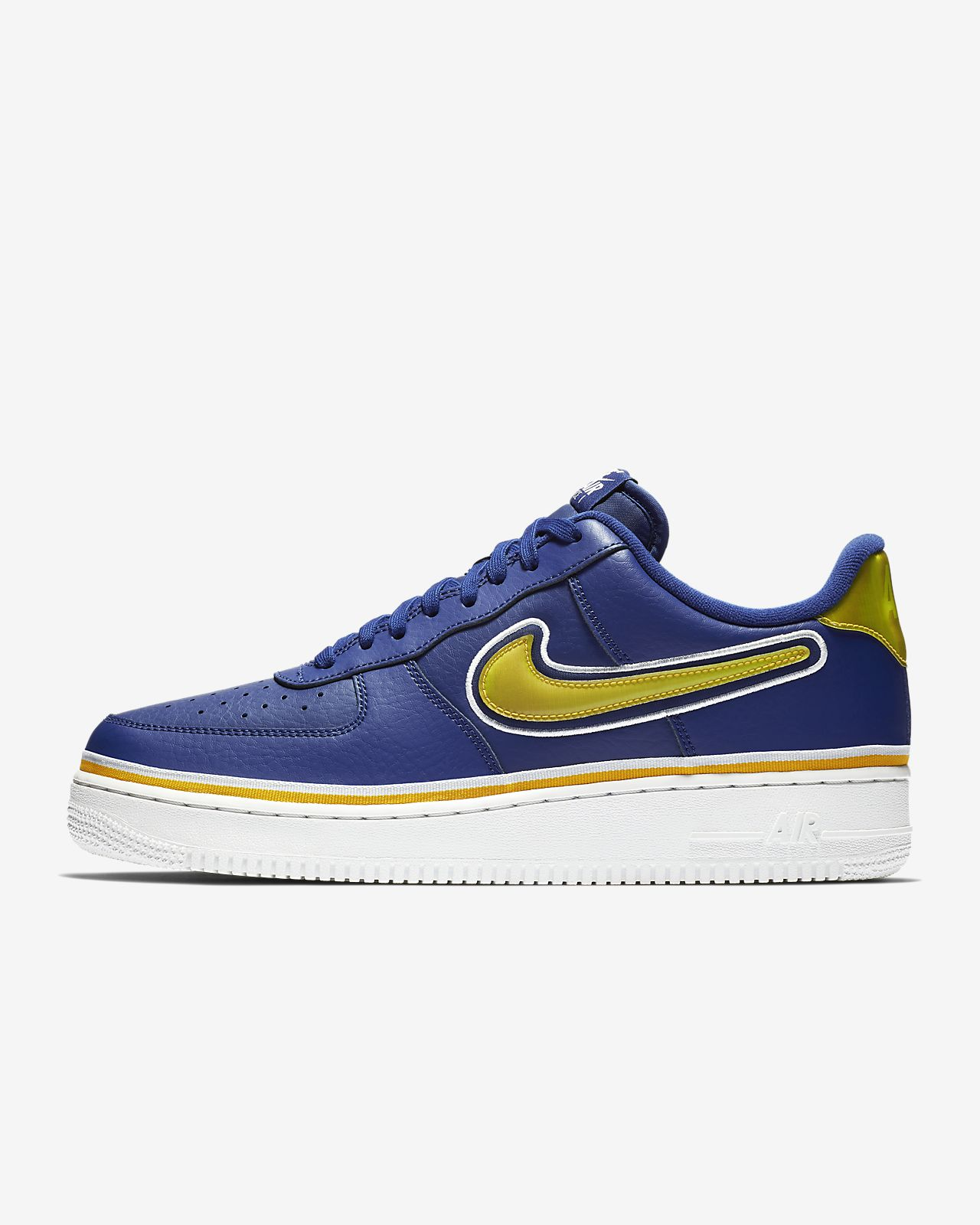 Nike Air Force 1 '07 LV8 Sport NBA Shoe