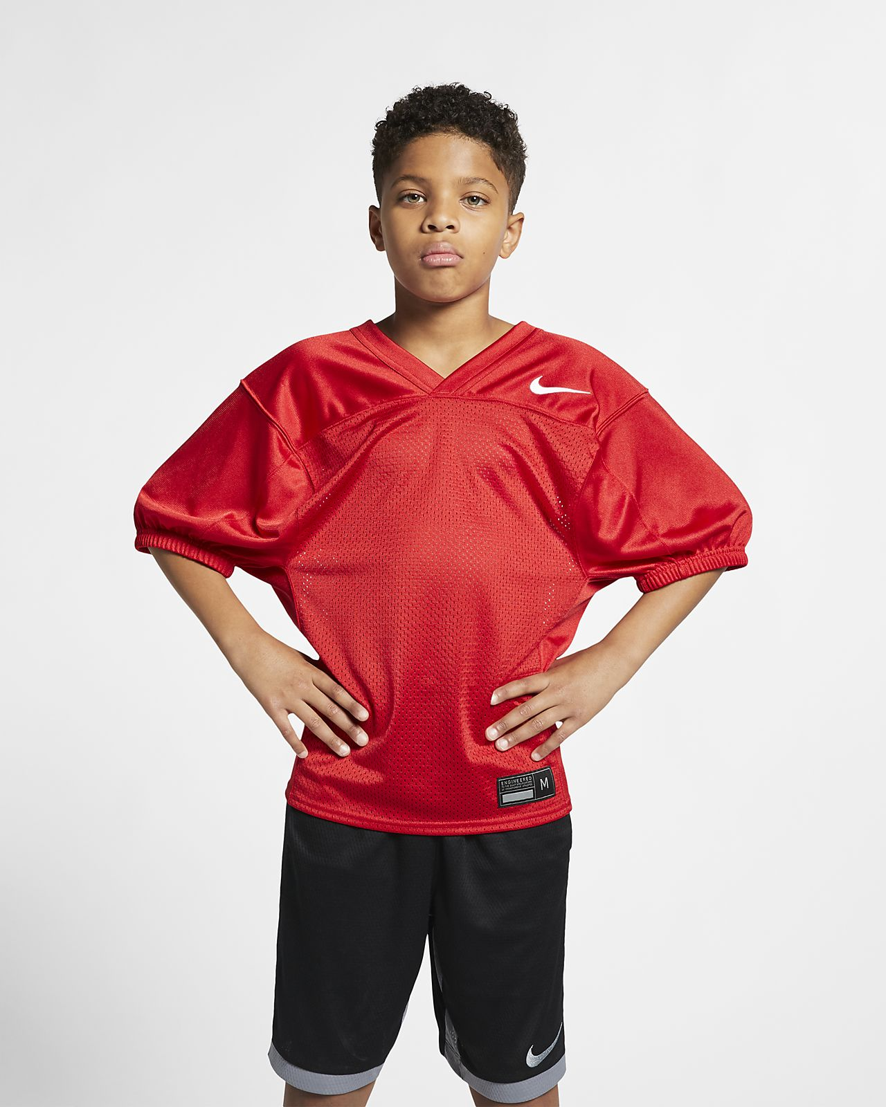 Nike Practice Big Kids' (Boys') Football Jersey