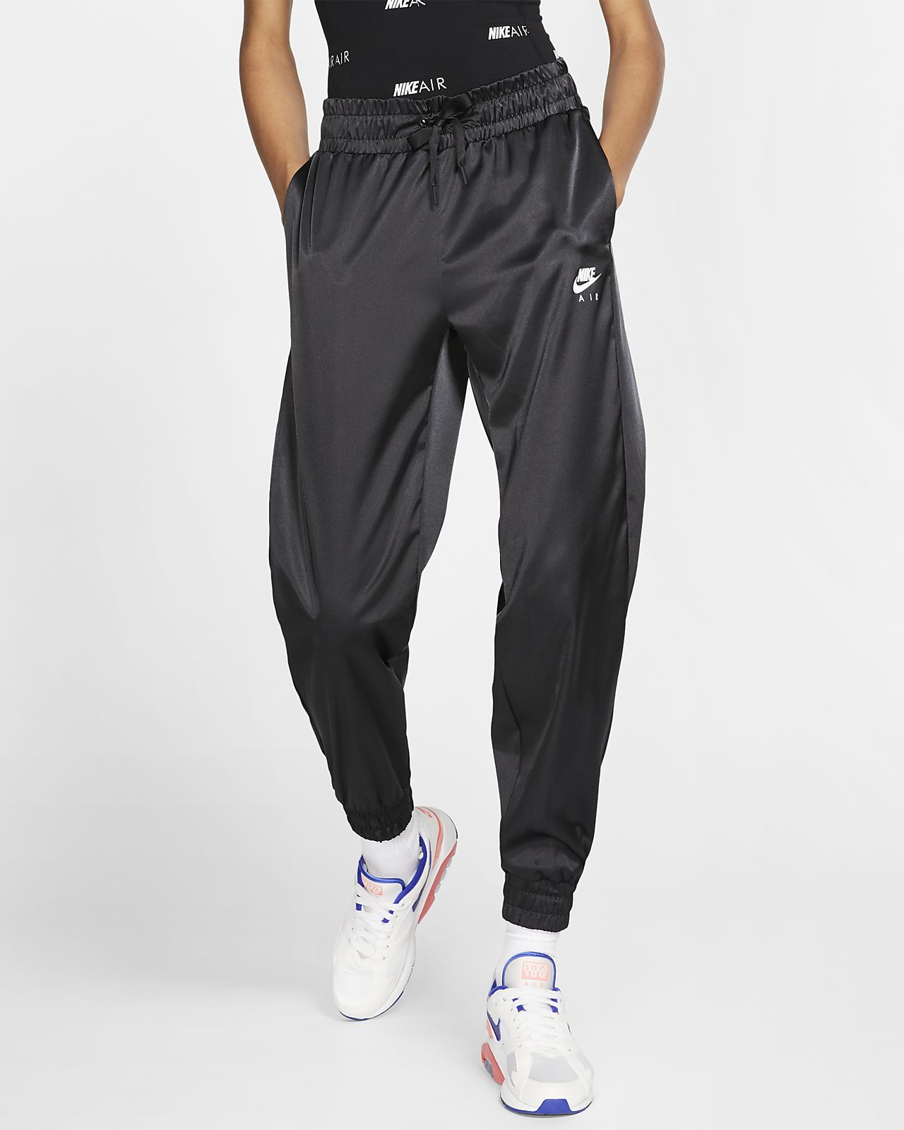 nike pantalon survetement femme