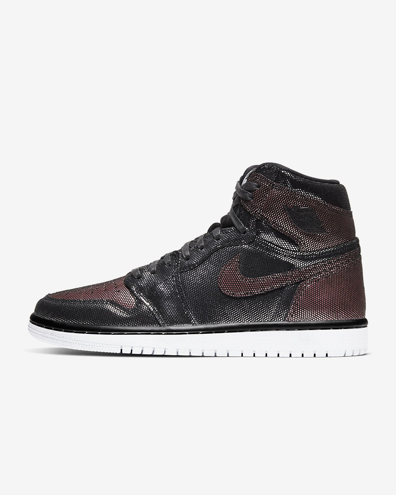 air jordan 1 og fearless metallic rose gold