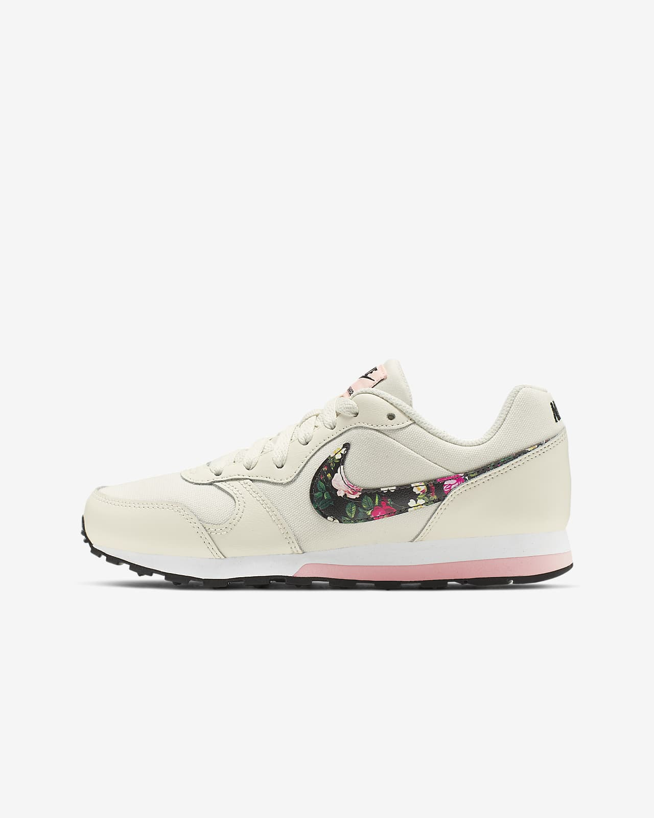 Nike MD Runner 2 Vintage Floral Older Kids' Shoe