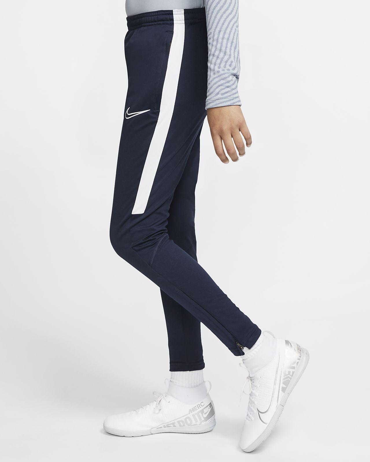 Calças de futebol Nike Dri FIT Academy Júnior