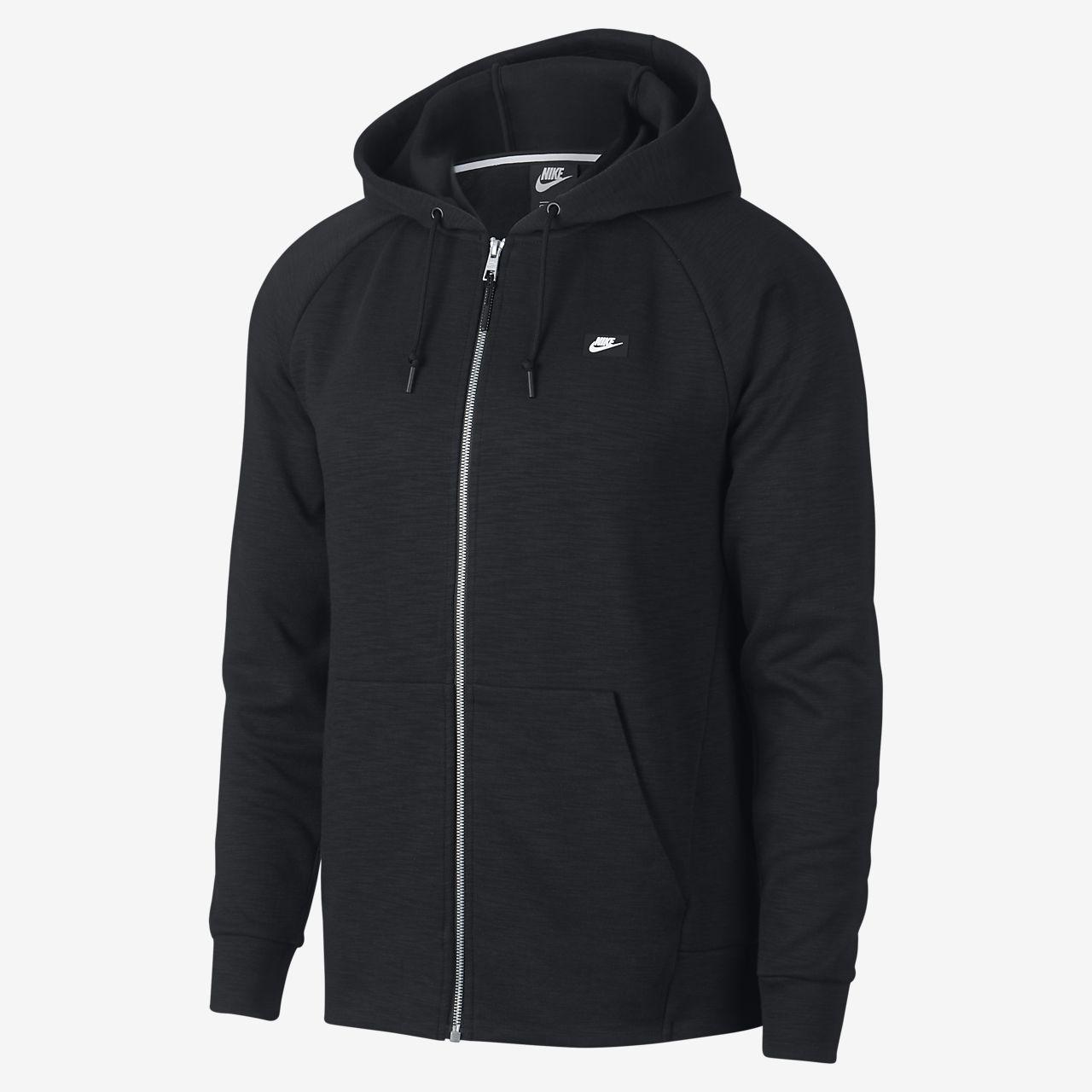 Nike Sportswear Optic Herren Hoodie mit durchgehendem Reißverschluss